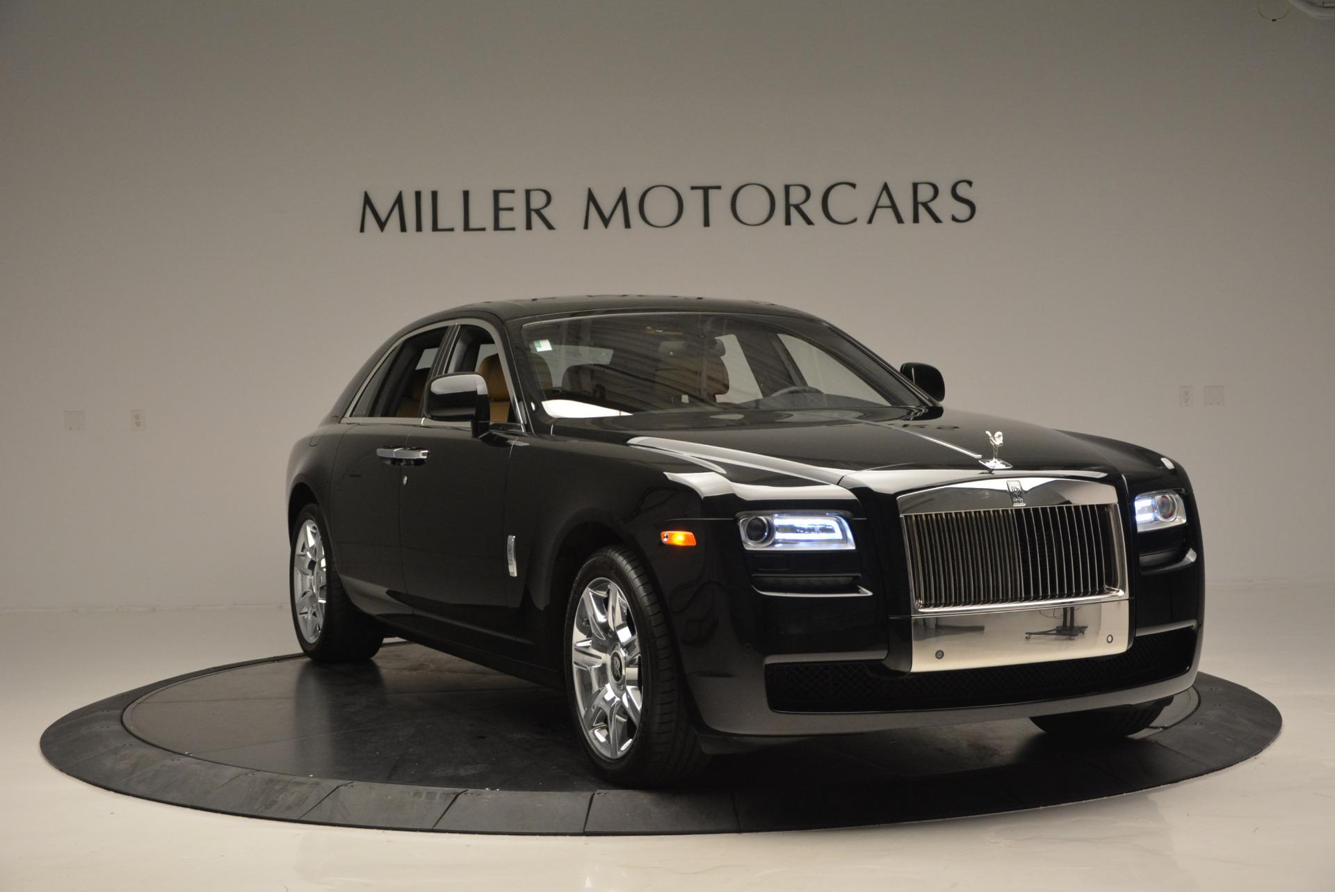 Used 2011 Rolls-Royce Ghost  For Sale In Westport, CT 648_p12