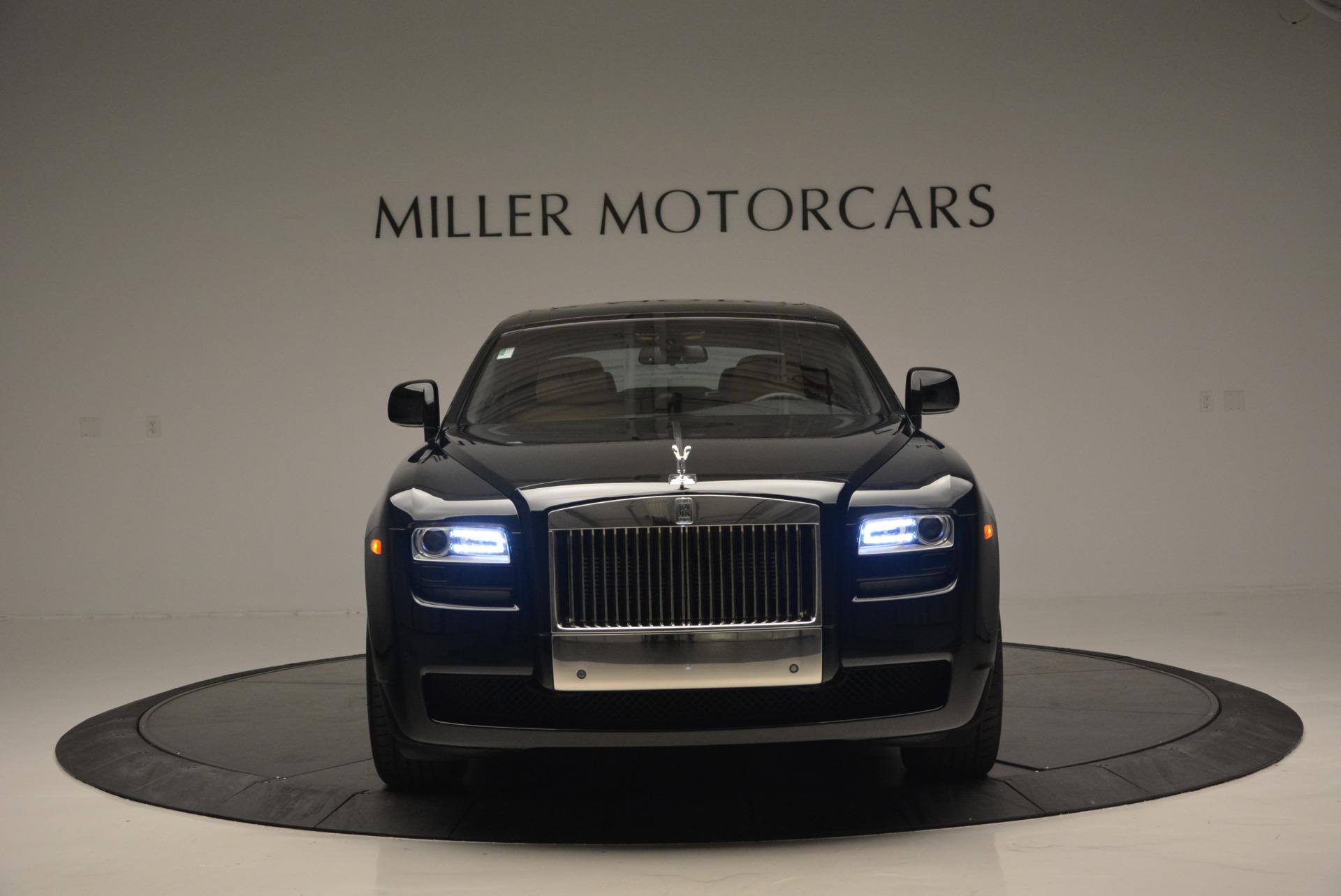 Used 2011 Rolls-Royce Ghost  For Sale In Westport, CT 648_p13