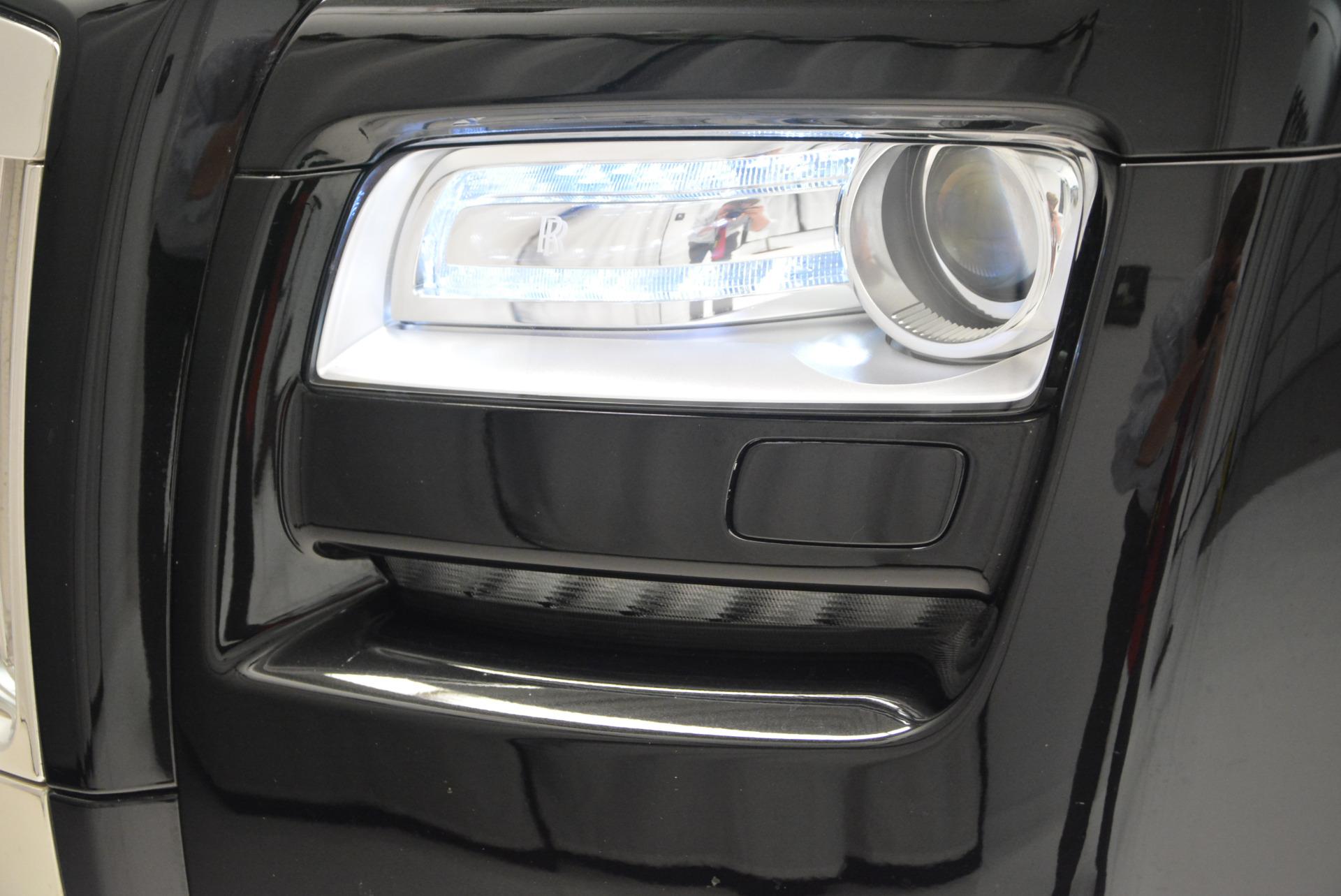 Used 2011 Rolls-Royce Ghost  For Sale In Westport, CT 648_p17
