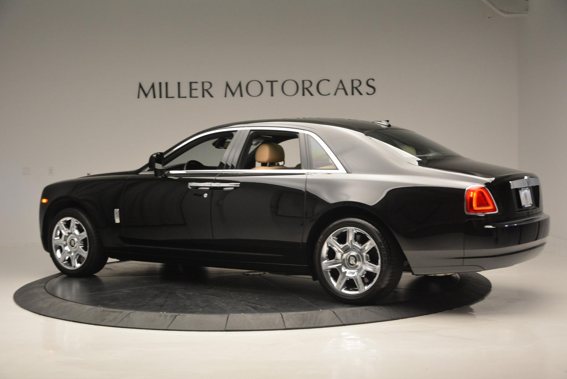 Used 2011 Rolls-Royce Ghost  For Sale In Westport, CT 648_p5