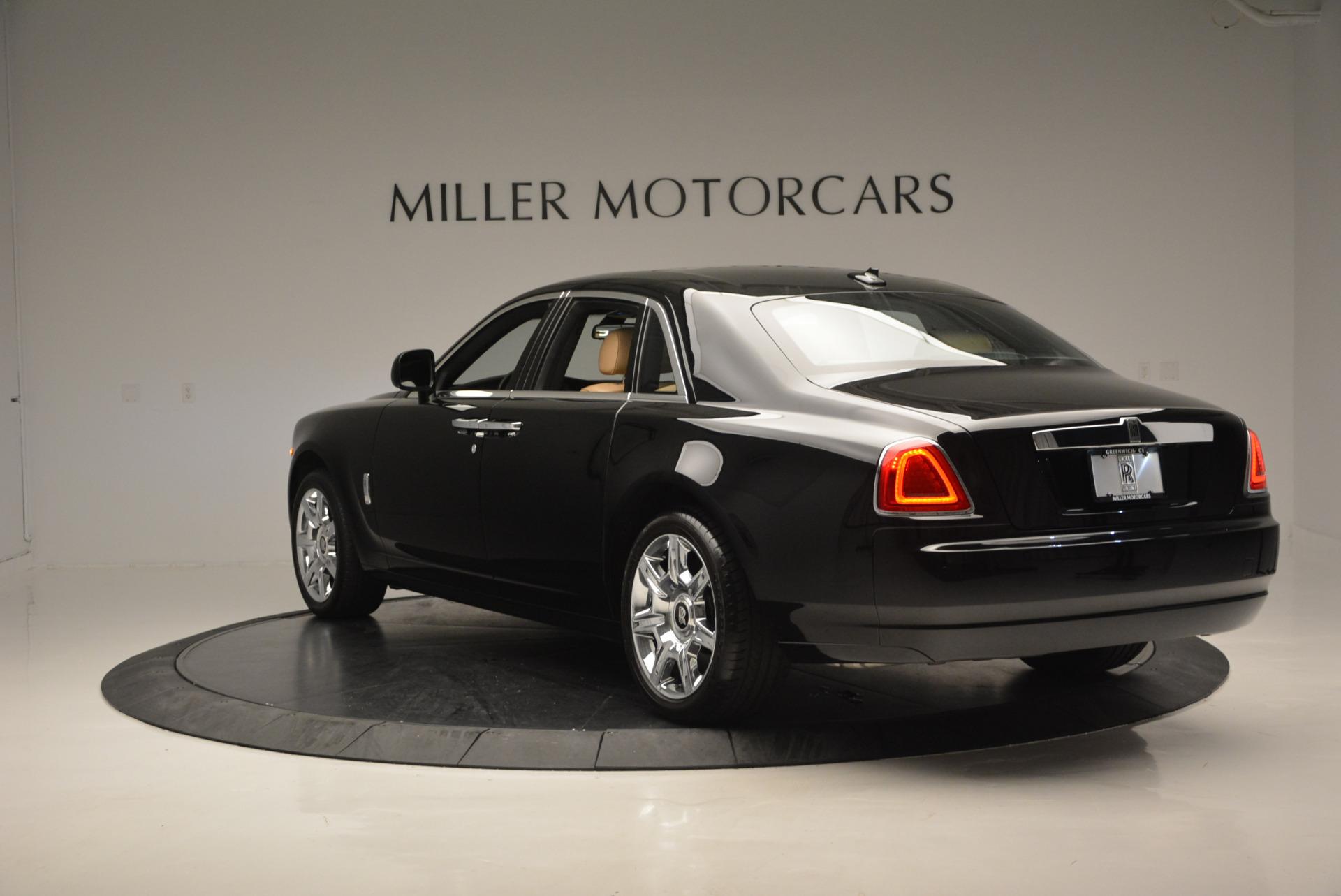 Used 2011 Rolls-Royce Ghost  For Sale In Westport, CT 648_p6
