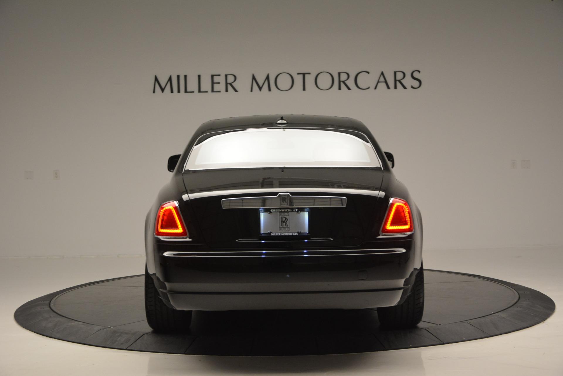 Used 2011 Rolls-Royce Ghost  For Sale In Westport, CT 648_p7