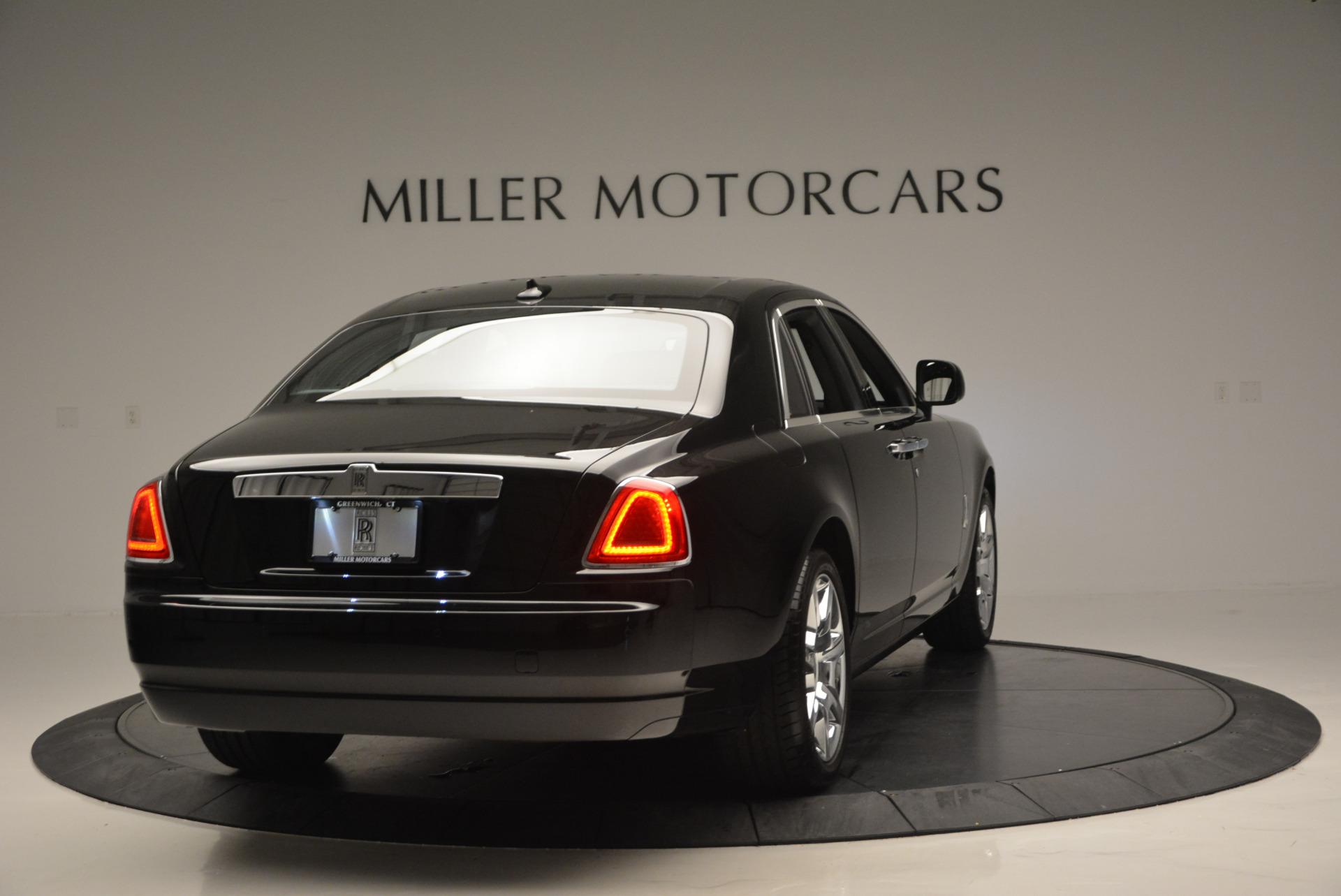 Used 2011 Rolls-Royce Ghost  For Sale In Westport, CT 648_p8
