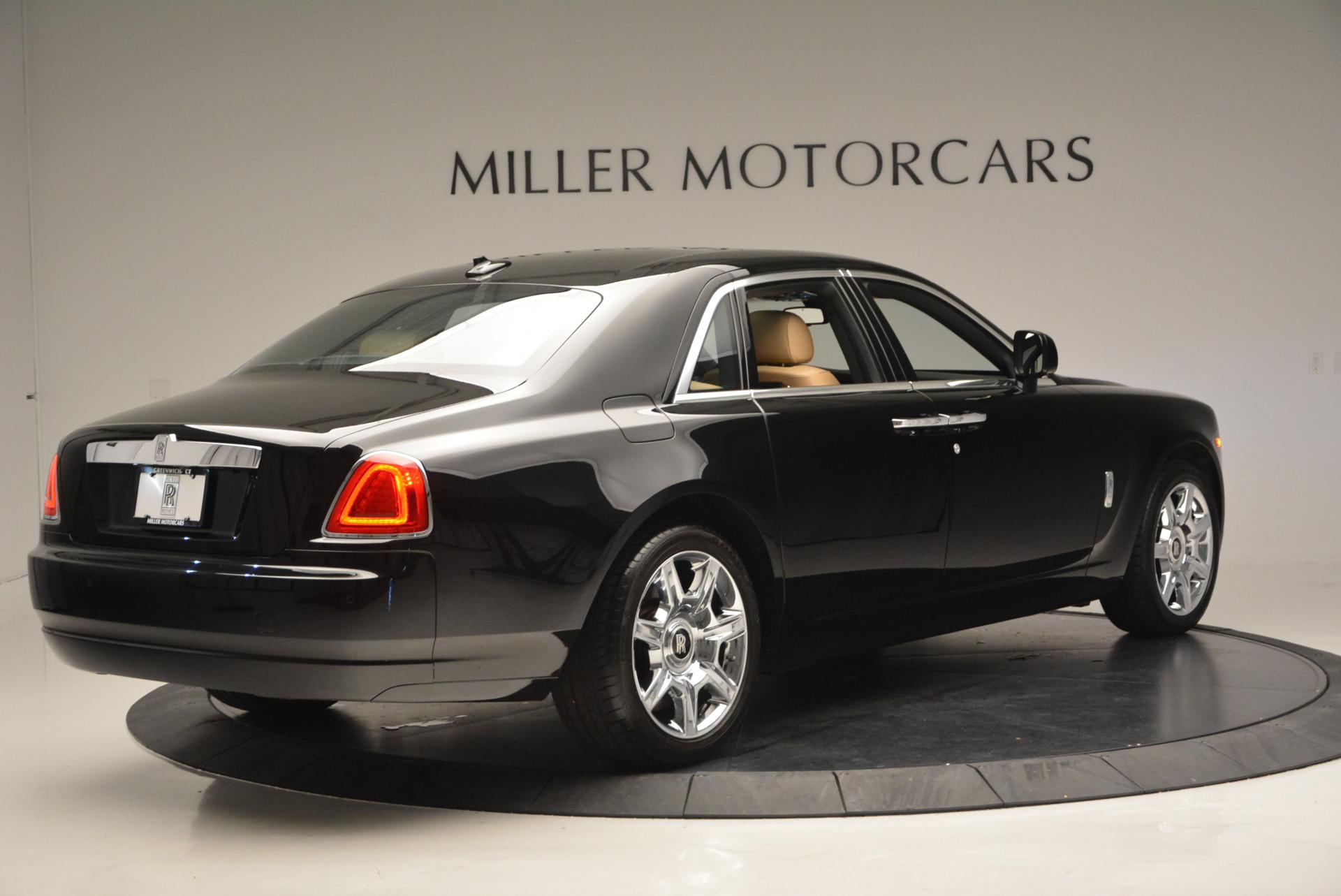 Used 2011 Rolls-Royce Ghost  For Sale In Westport, CT 648_p9