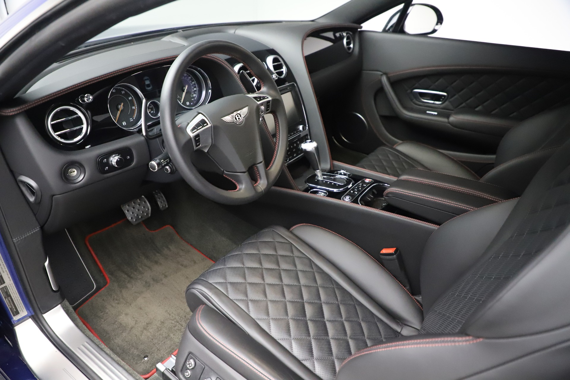 Used 2017 Bentley Continental GT V8 S For Sale In Westport, CT 649_p15