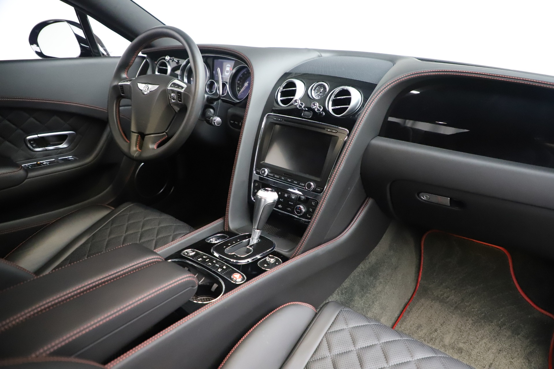 Used 2017 Bentley Continental GT V8 S For Sale In Westport, CT 649_p23