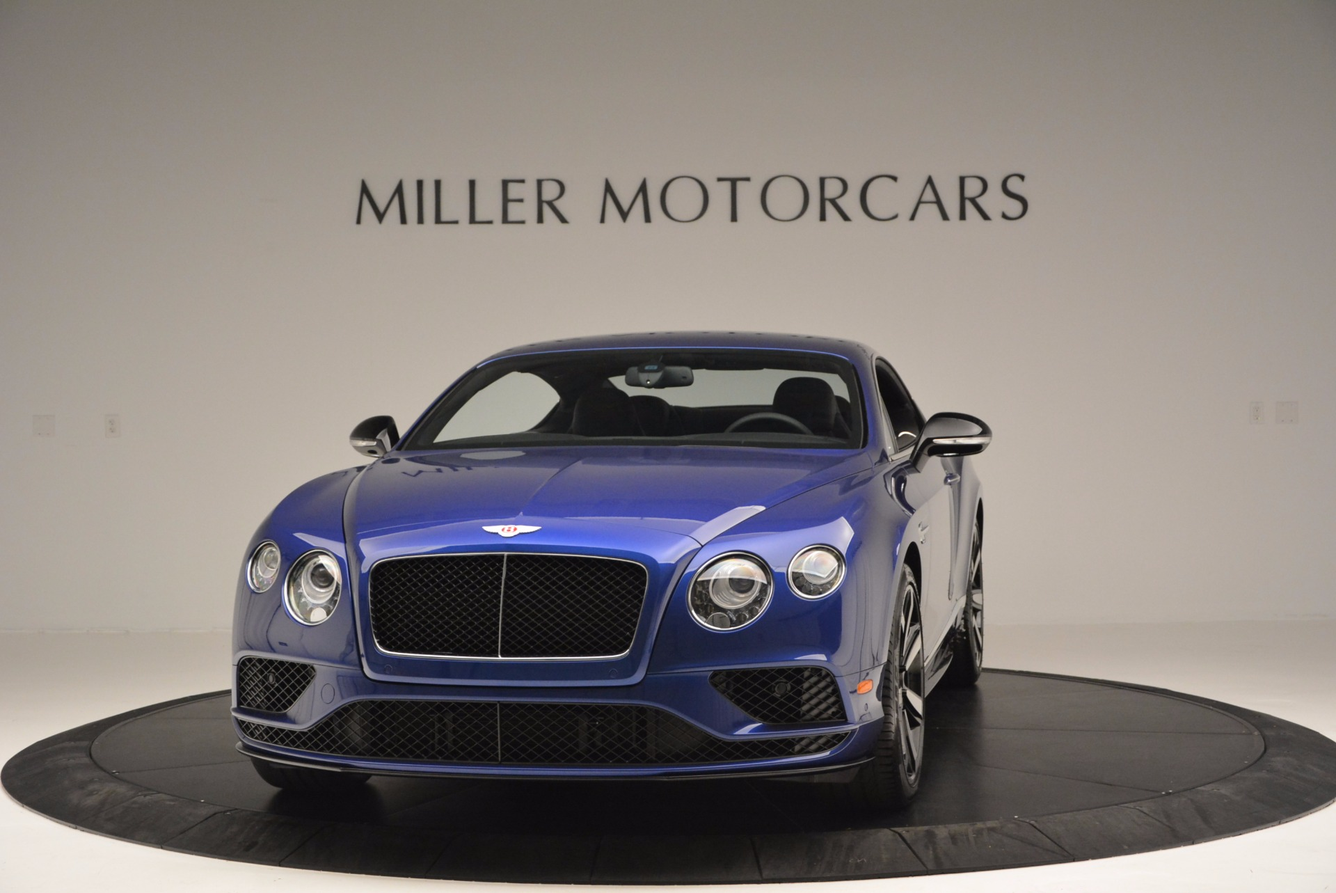 Used 2017 Bentley Continental GT V8 S For Sale In Westport, CT 649_p2