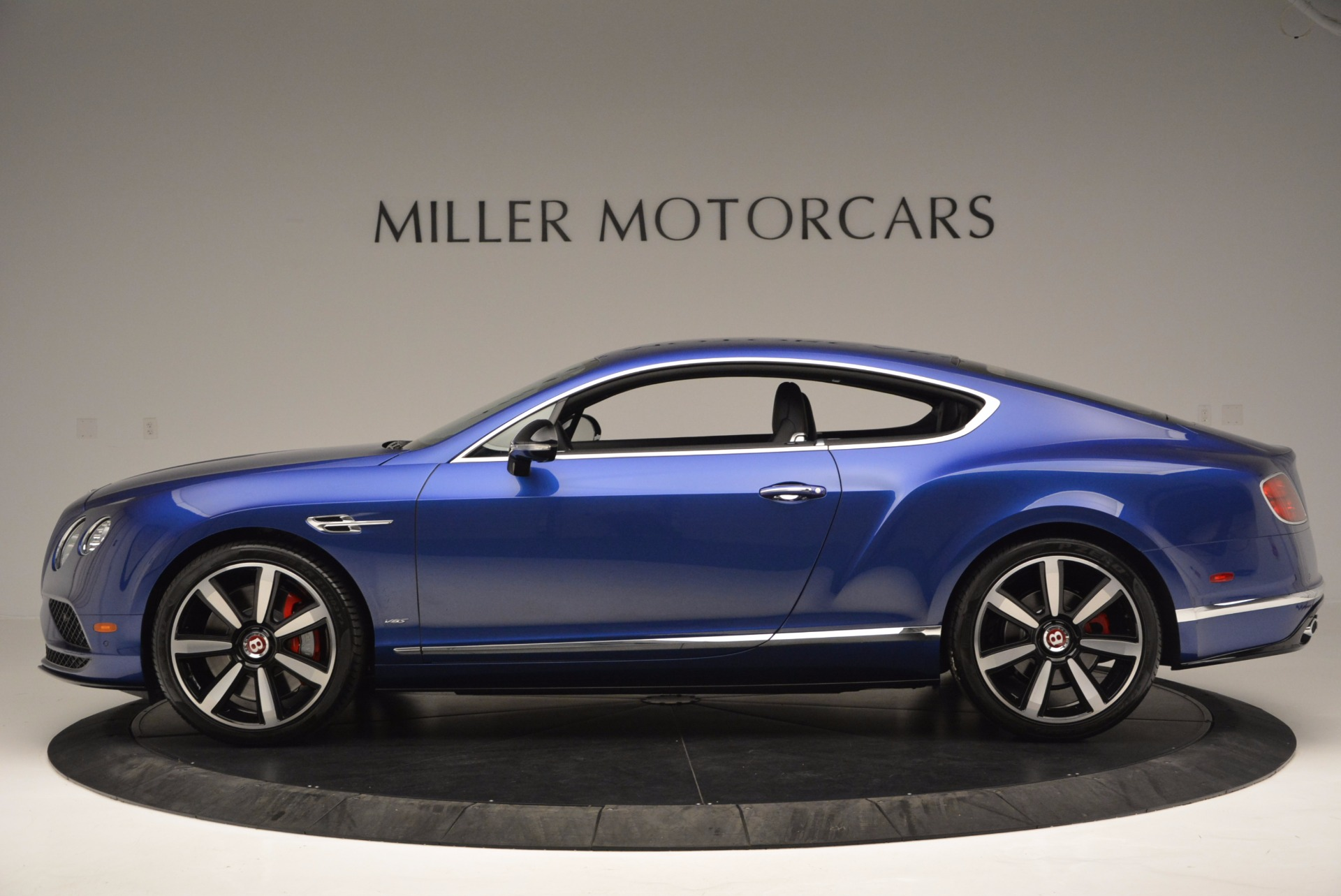 Used 2017 Bentley Continental GT V8 S For Sale In Westport, CT 649_p3