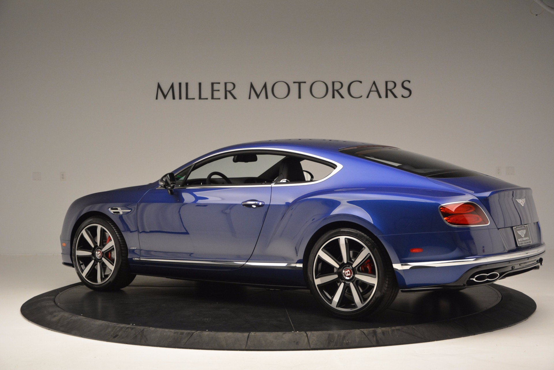 Used 2017 Bentley Continental GT V8 S For Sale In Westport, CT 649_p4