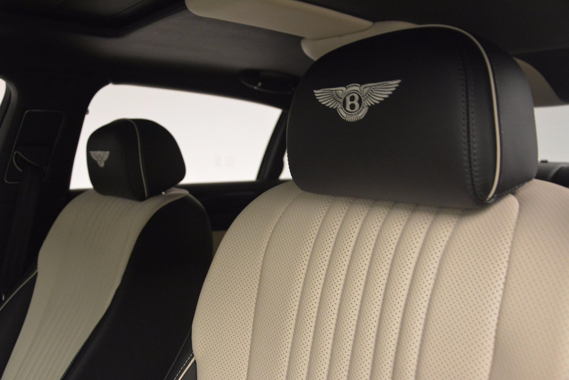 New 2017 Bentley Flying Spur V8 S  For Sale In Westport, CT 651_p16