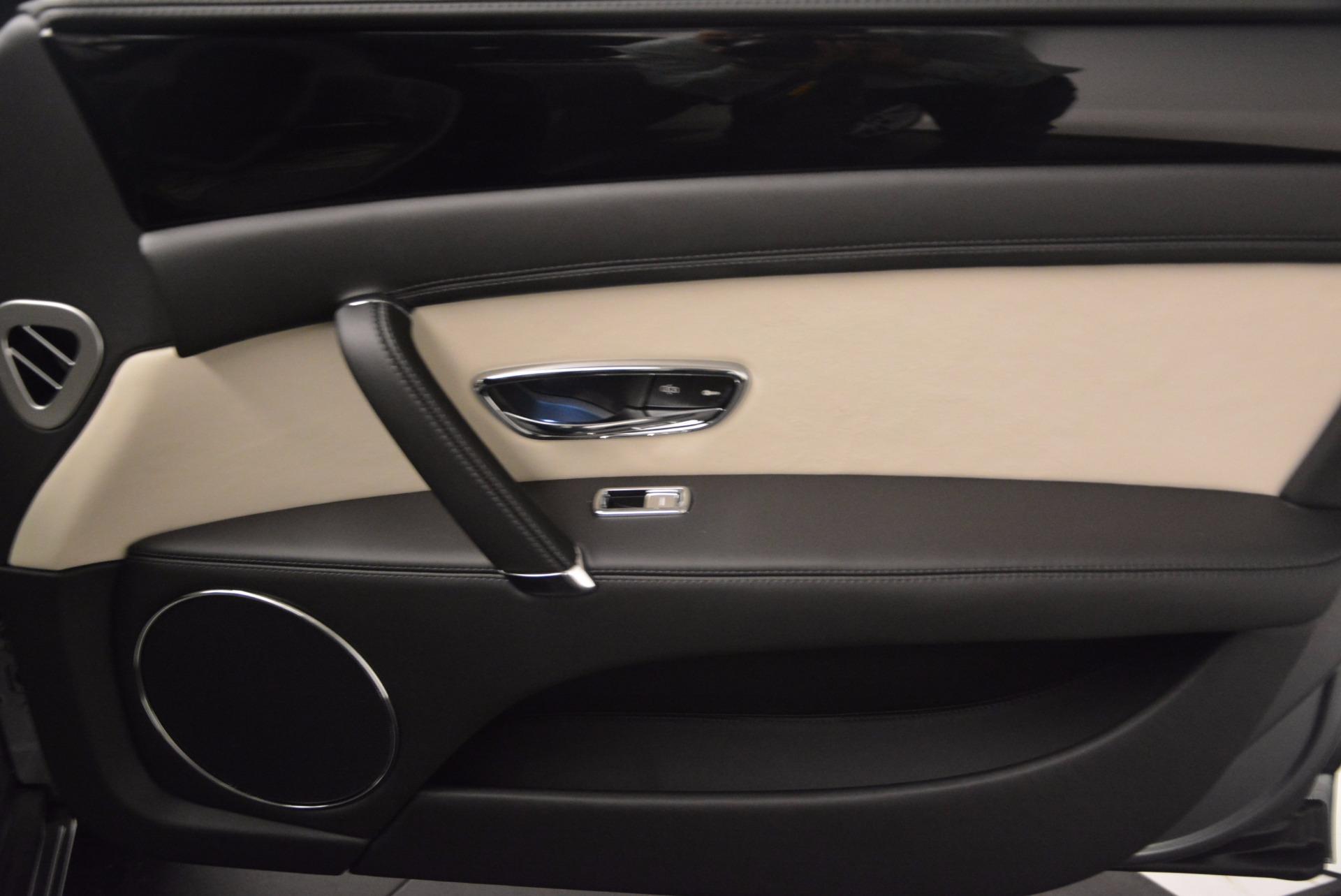 New 2017 Bentley Flying Spur V8 S  For Sale In Westport, CT 651_p24