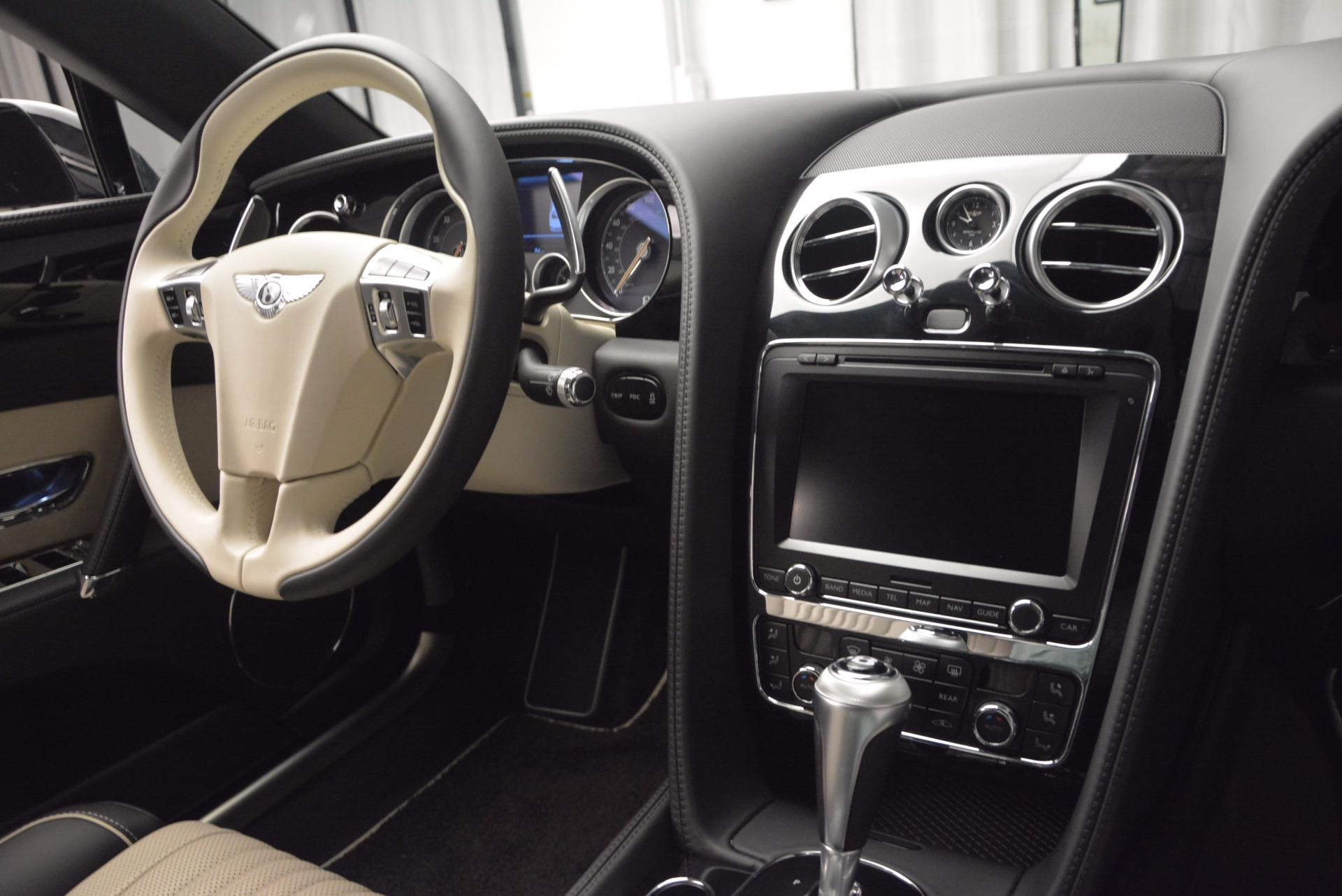 New 2017 Bentley Flying Spur V8 S  For Sale In Westport, CT 651_p25