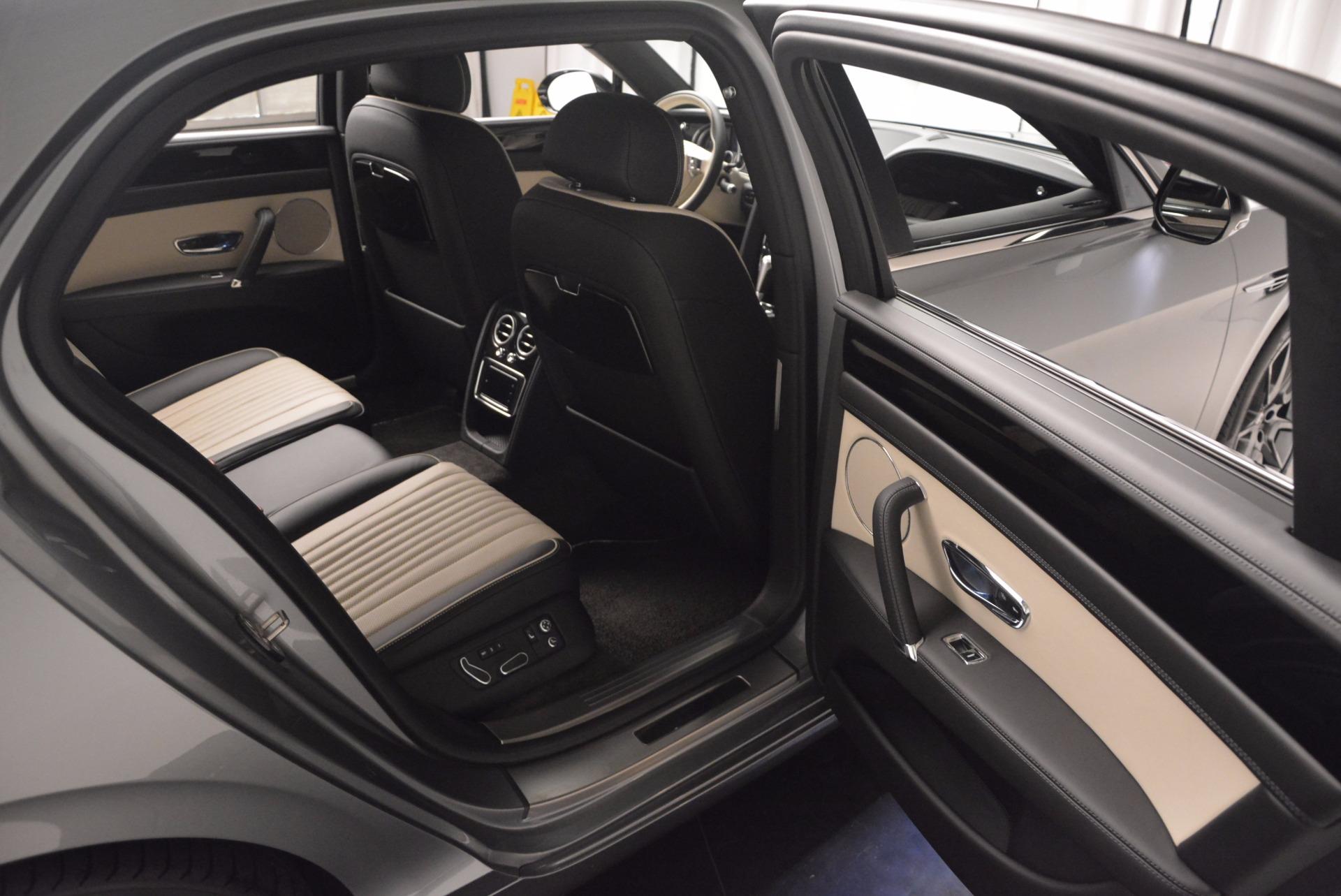 New 2017 Bentley Flying Spur V8 S  For Sale In Westport, CT 651_p29