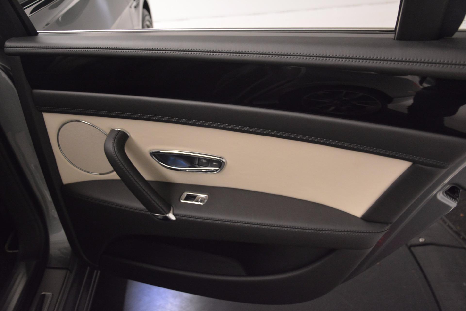 New 2017 Bentley Flying Spur V8 S  For Sale In Westport, CT 651_p30