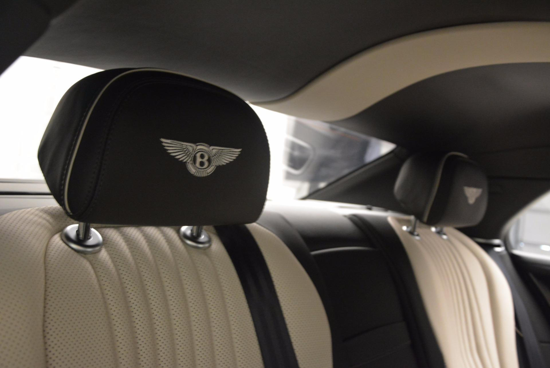 New 2017 Bentley Flying Spur V8 S  For Sale In Westport, CT 651_p31
