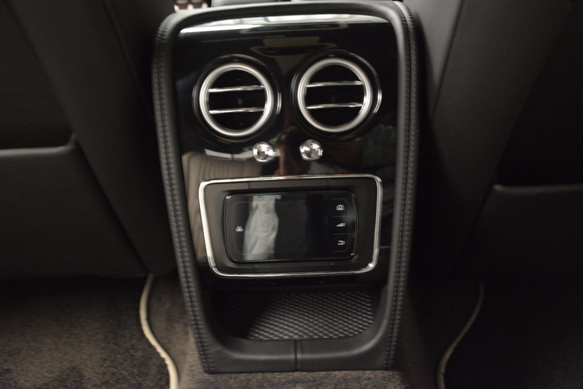 New 2017 Bentley Flying Spur V8 S  For Sale In Westport, CT 651_p33
