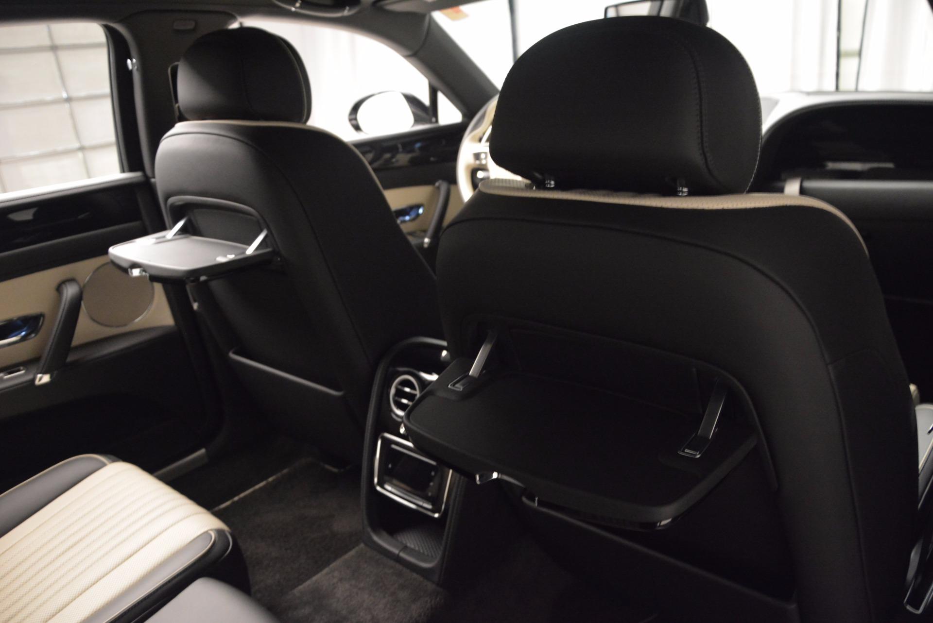 New 2017 Bentley Flying Spur V8 S  For Sale In Westport, CT 651_p34