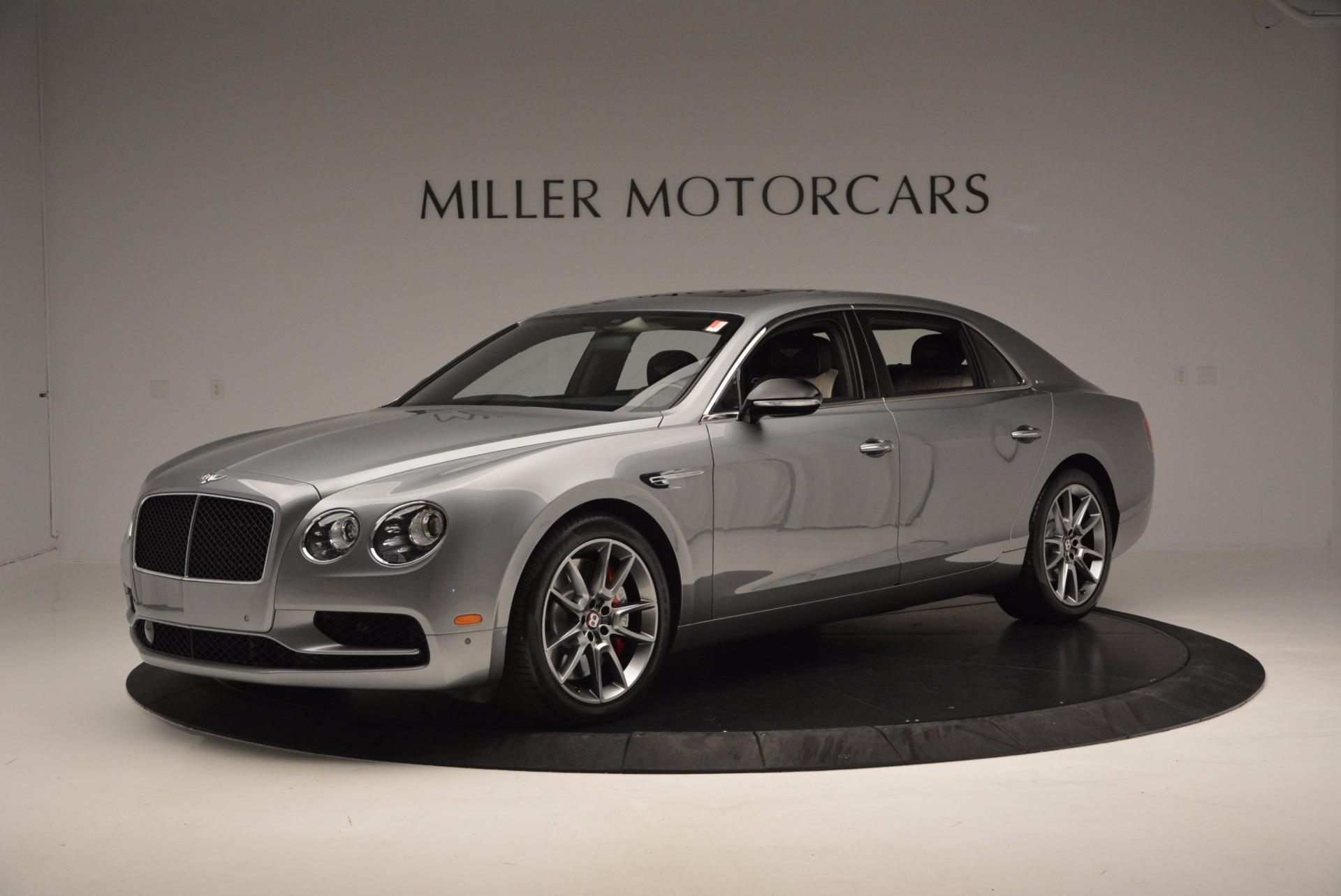 New 2017 Bentley Flying Spur V8 S  For Sale In Westport, CT 651_p3