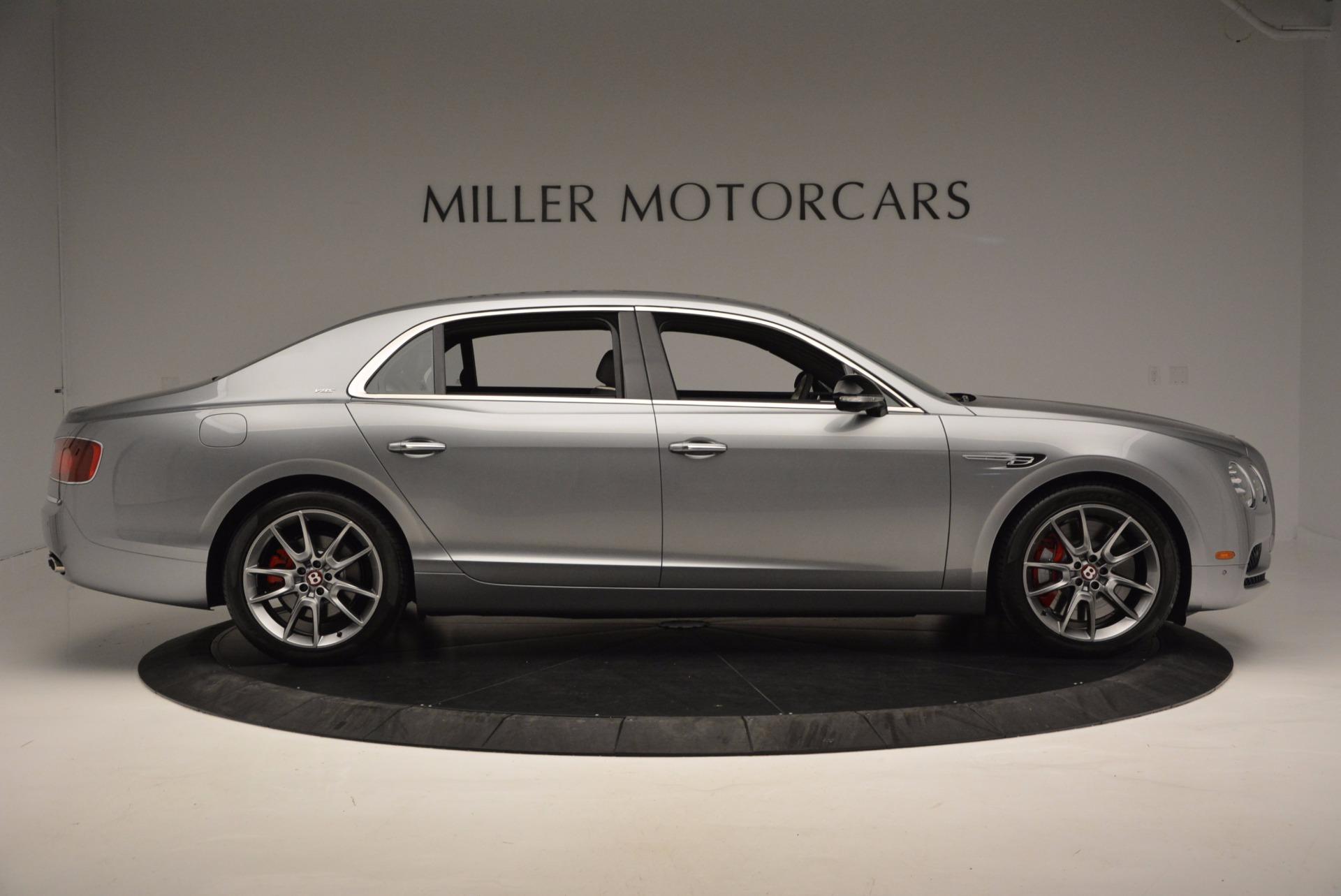 New 2017 Bentley Flying Spur V8 S  For Sale In Westport, CT 651_p8