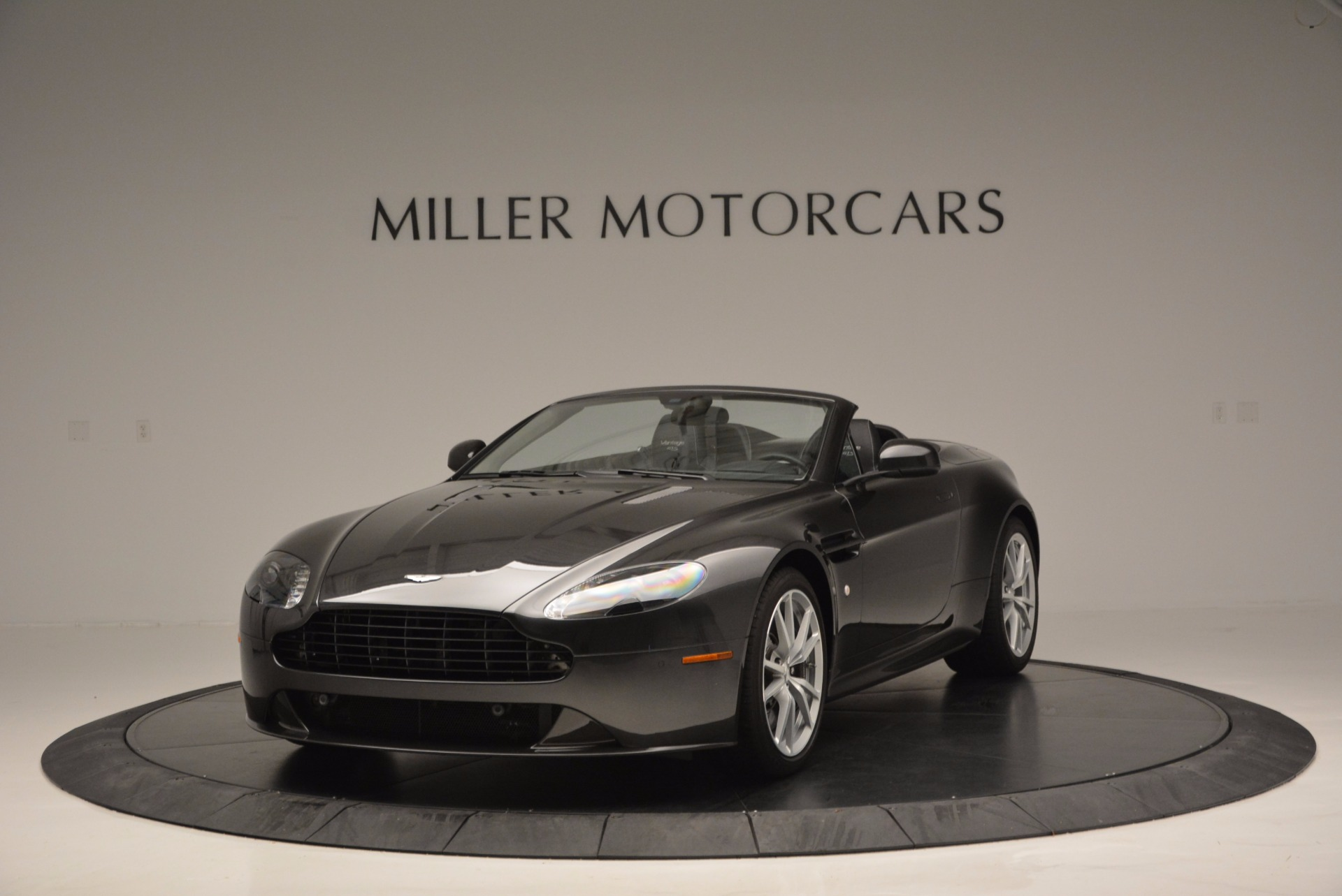 Used 2016 Aston Martin V8 Vantage S Roadster For Sale In Westport, CT 652_main