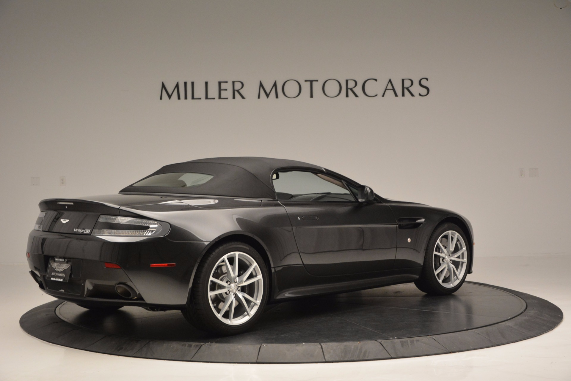 Used 2016 Aston Martin V8 Vantage S Roadster For Sale In Westport, CT 652_p20