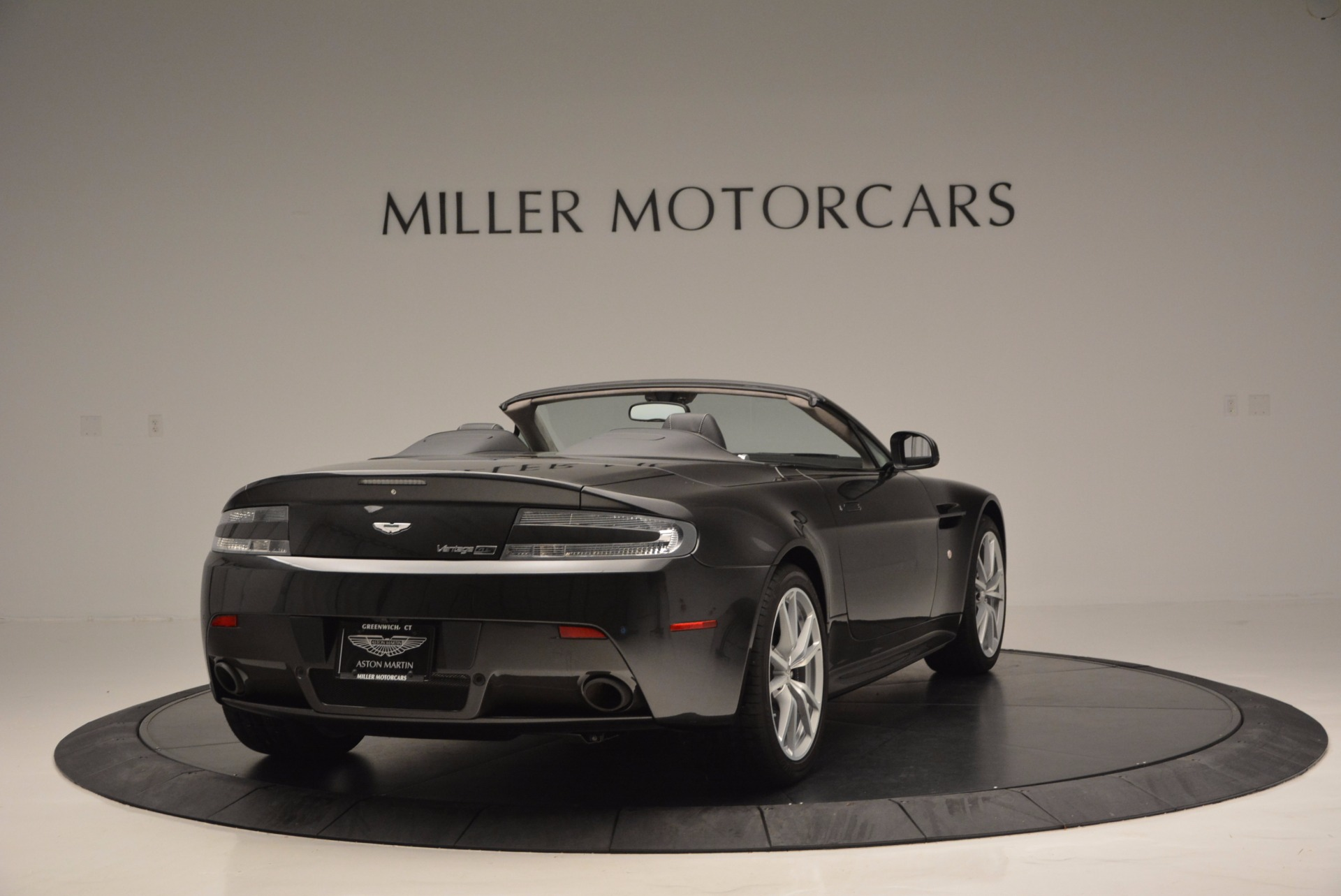 Used 2016 Aston Martin V8 Vantage S Roadster For Sale In Westport, CT 652_p6
