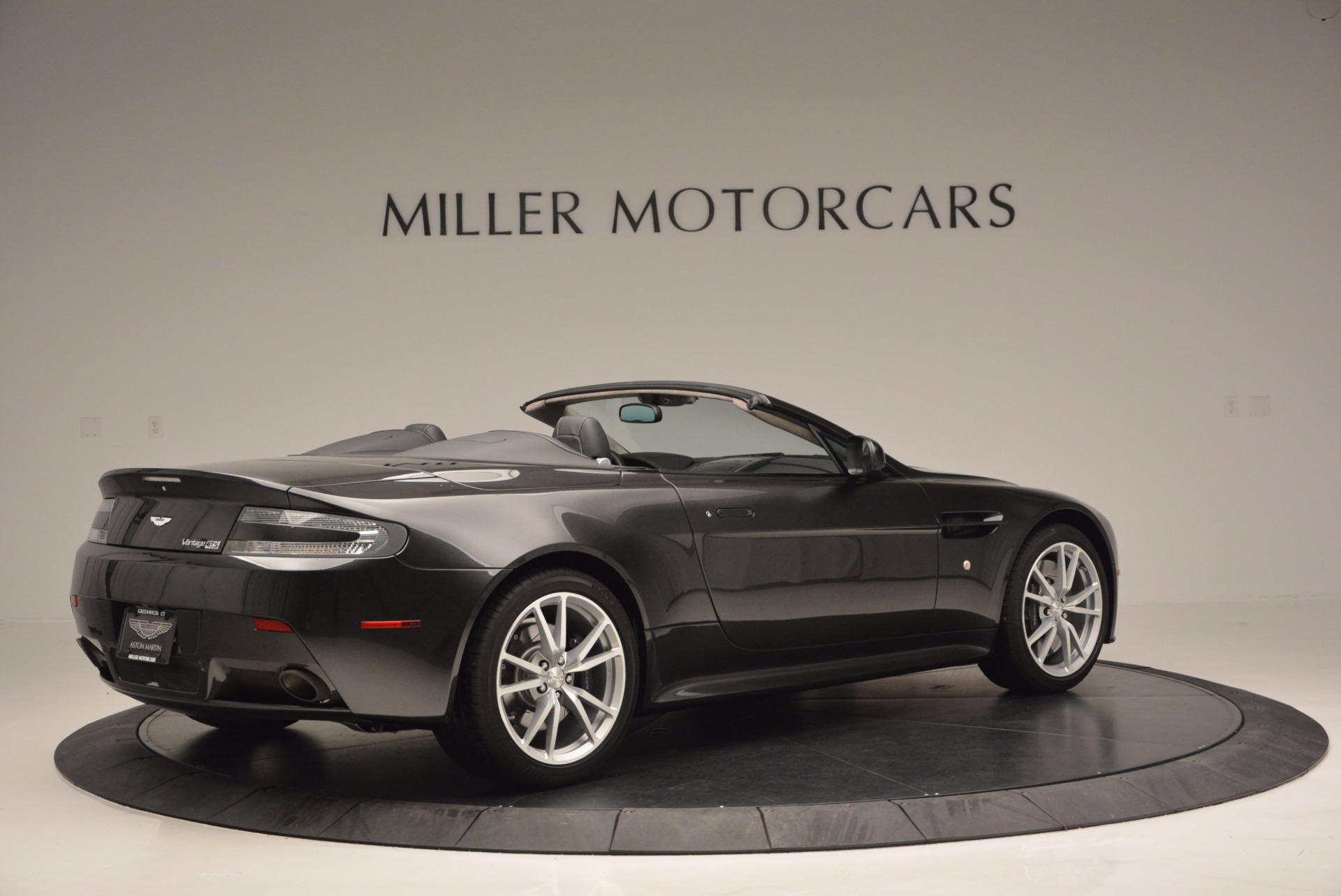 Used 2016 Aston Martin V8 Vantage S Roadster For Sale In Westport, CT 652_p7