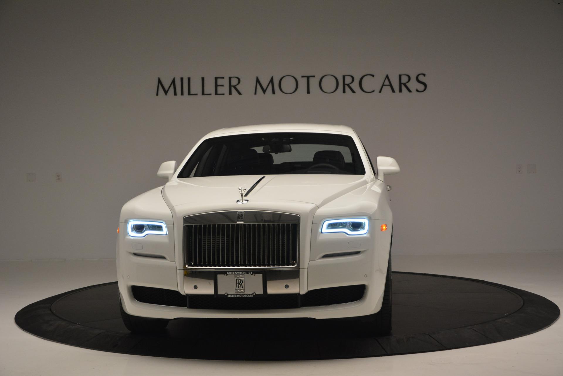 Used 2016 Rolls-Royce Ghost Series II  For Sale In Westport, CT 653_main