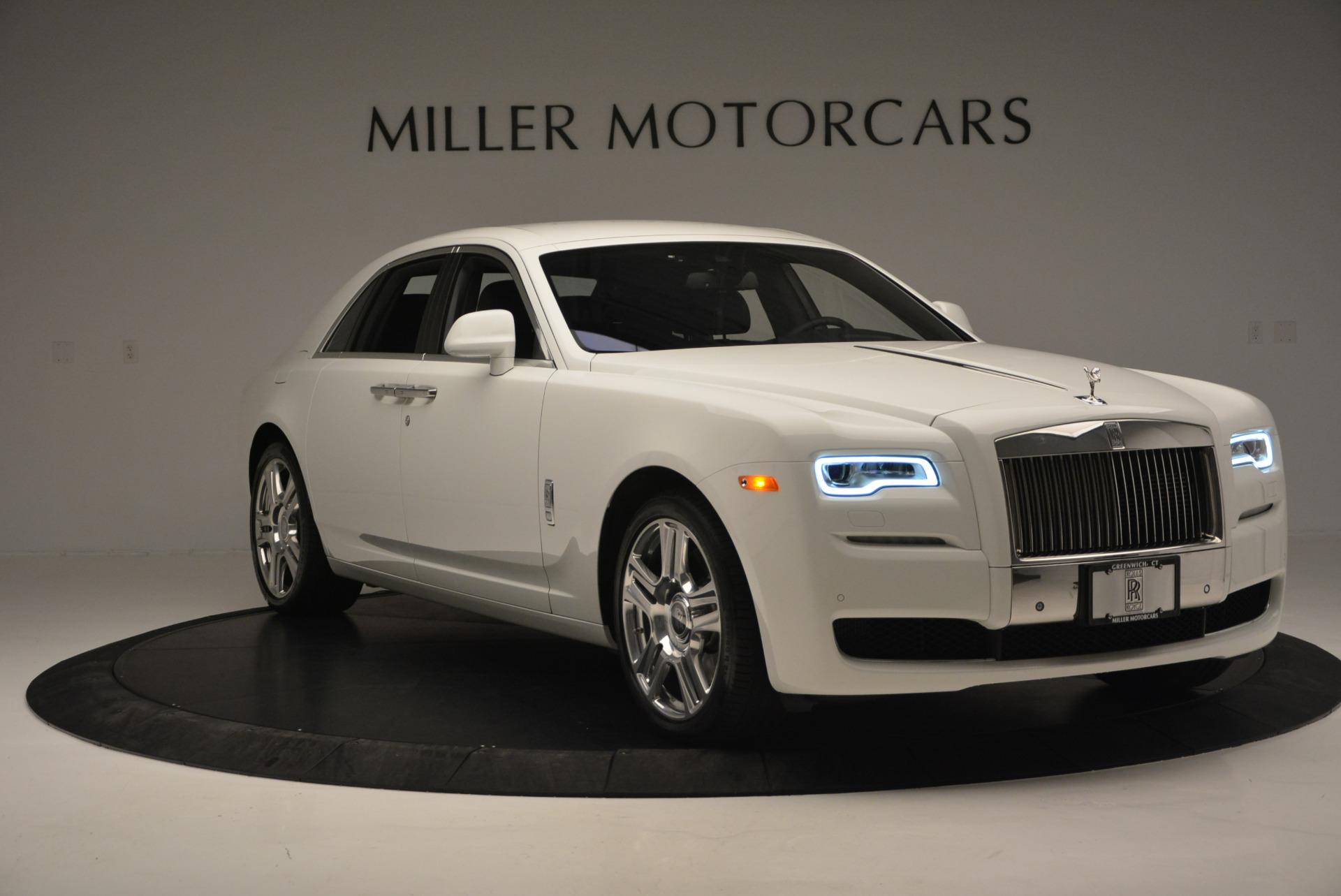 Used 2016 Rolls-Royce Ghost Series II  For Sale In Westport, CT 653_p12