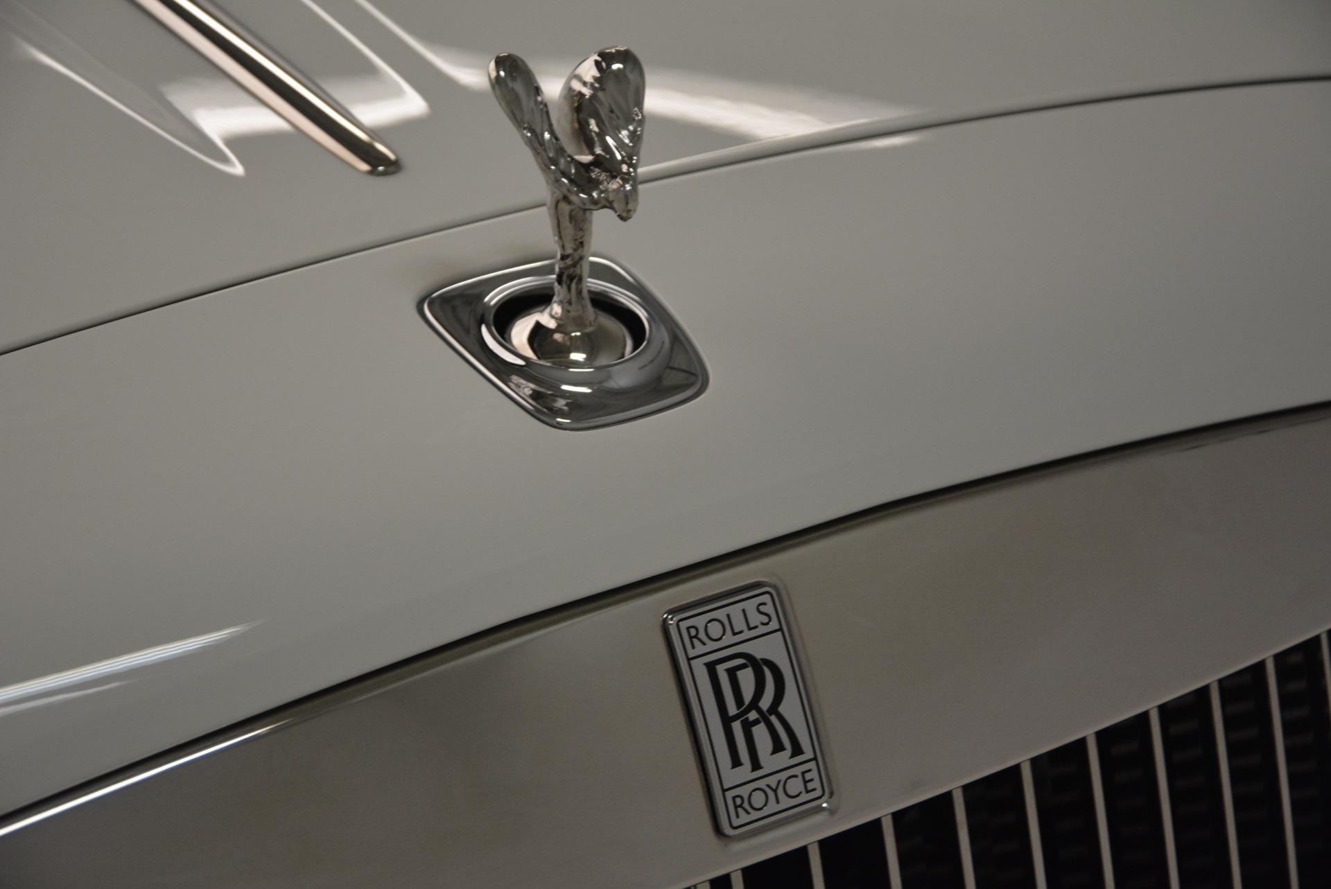 Used 2016 Rolls-Royce Ghost Series II  For Sale In Westport, CT 653_p36