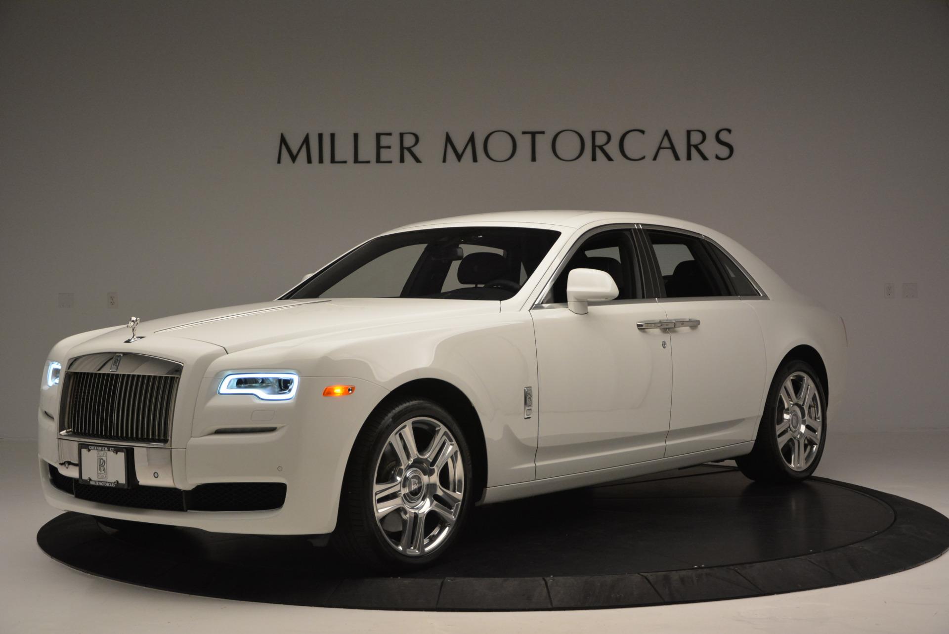 Used 2016 Rolls-Royce Ghost Series II  For Sale In Westport, CT 653_p3