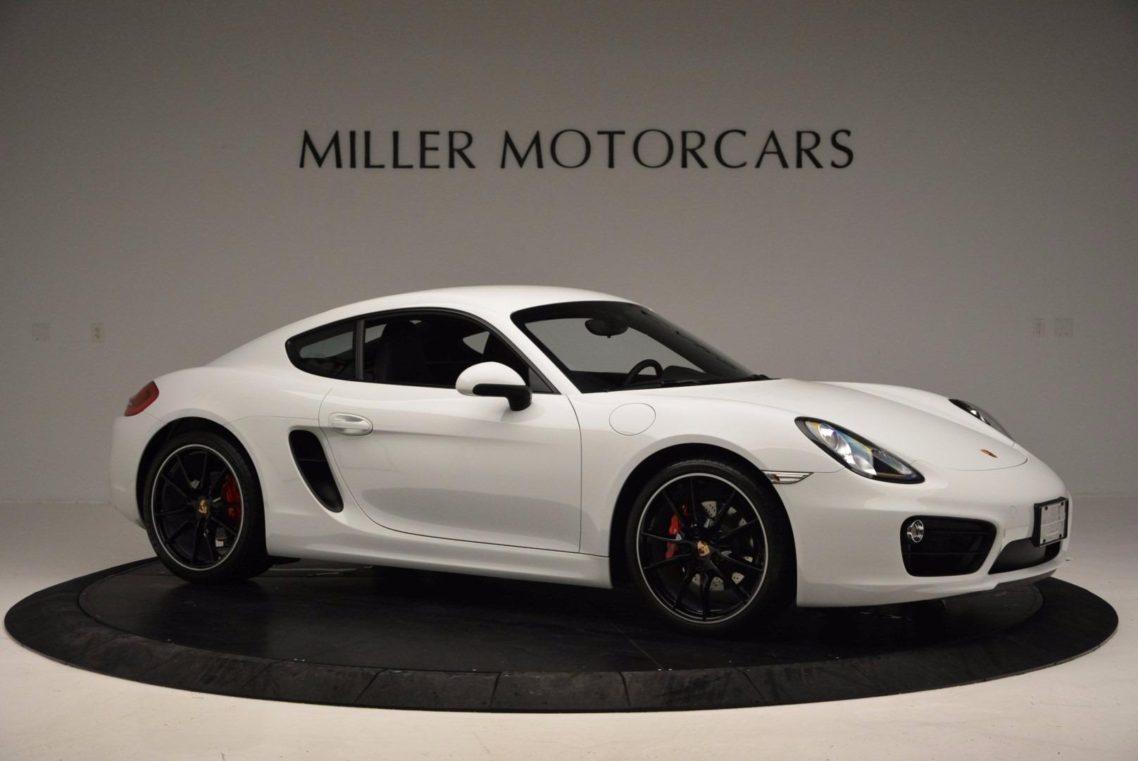 Used 2014 Porsche Cayman S For Sale In Westport, CT 657_p10