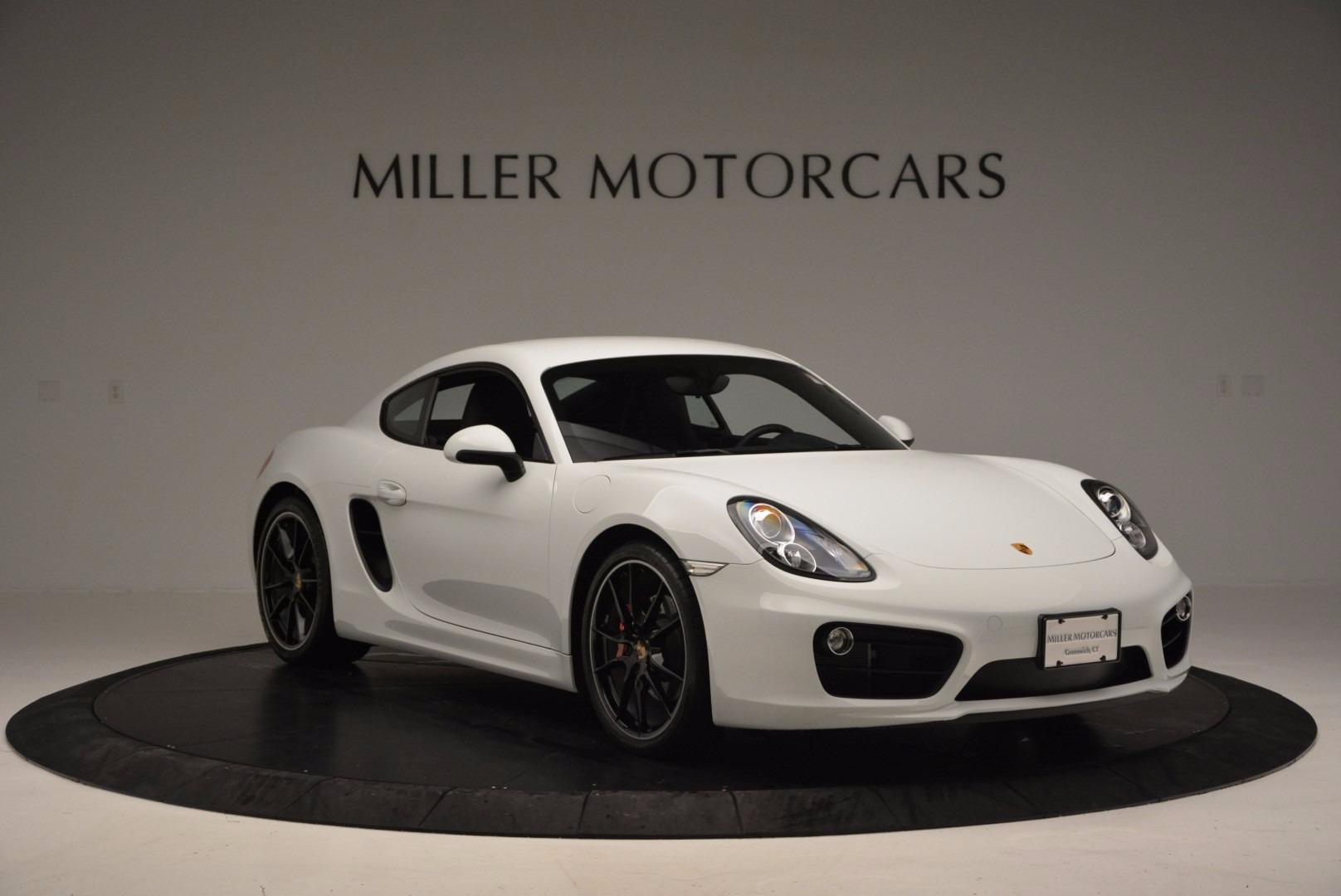 Used 2014 Porsche Cayman S For Sale In Westport, CT 657_p11