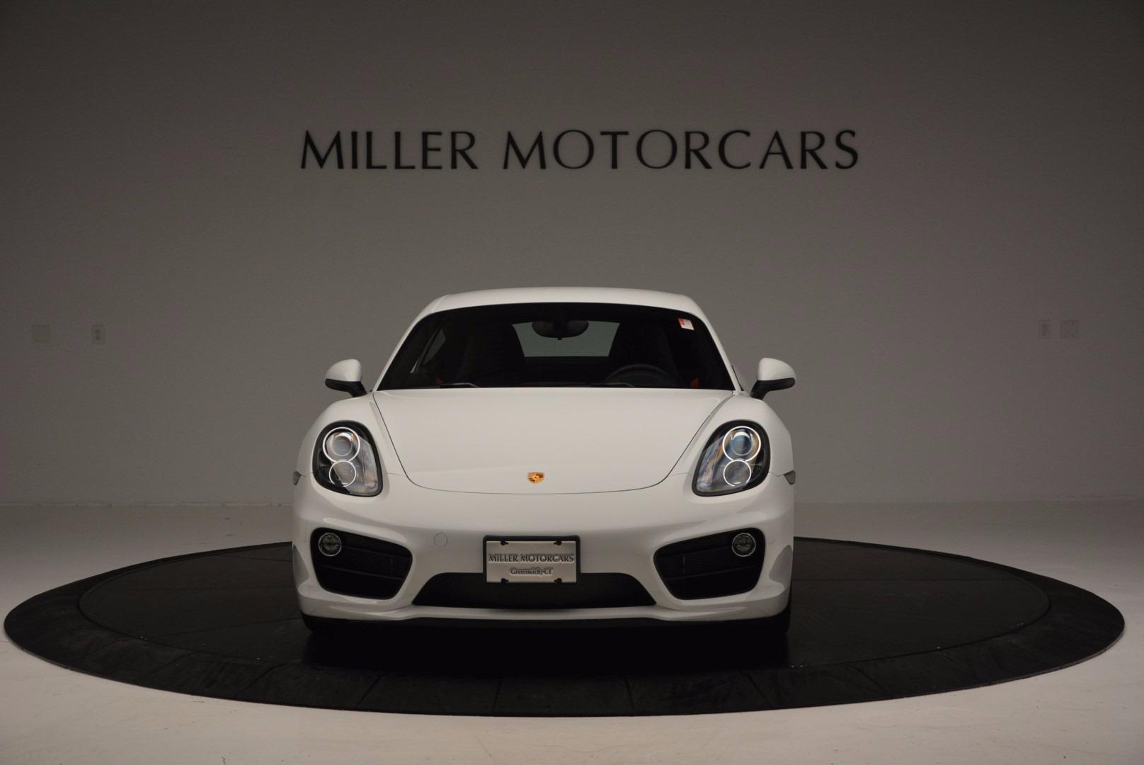 Used 2014 Porsche Cayman S For Sale In Westport, CT 657_p12