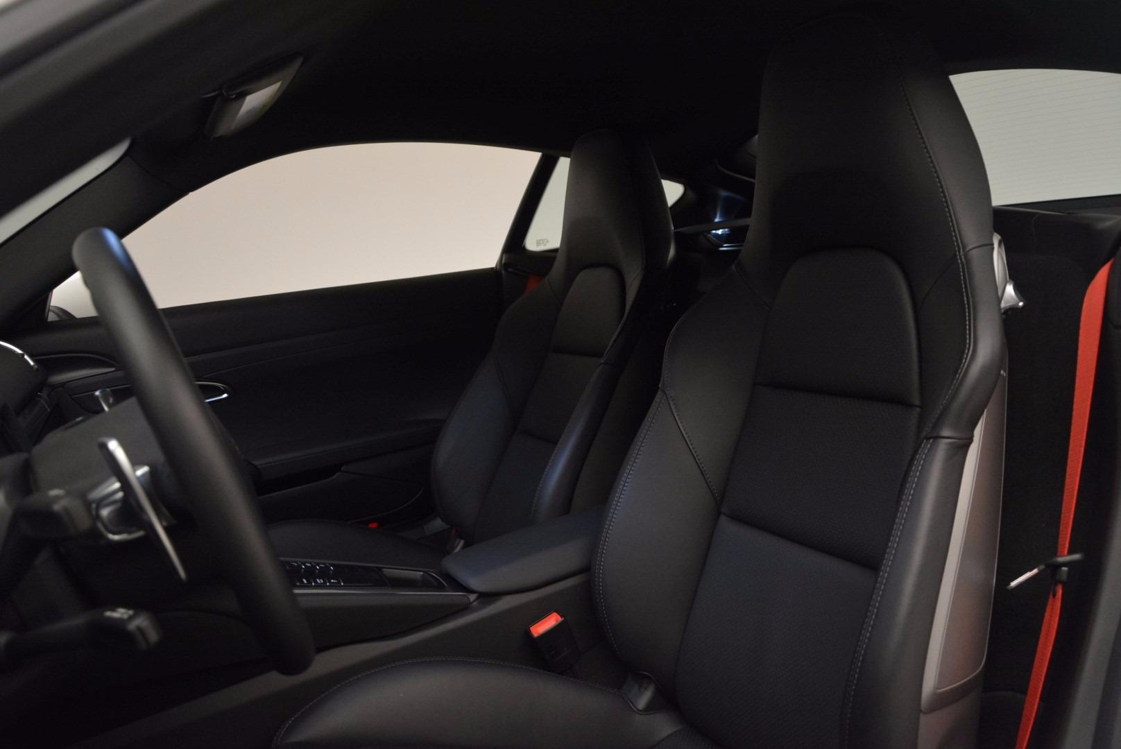 Used 2014 Porsche Cayman S For Sale In Westport, CT 657_p15