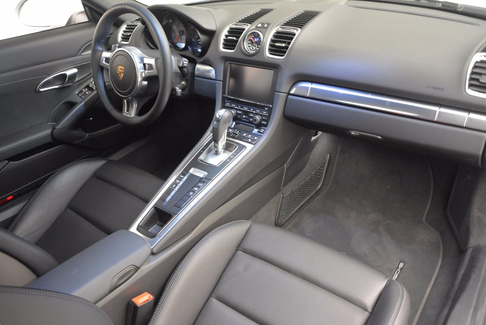 Used 2014 Porsche Cayman S For Sale In Westport, CT 657_p16