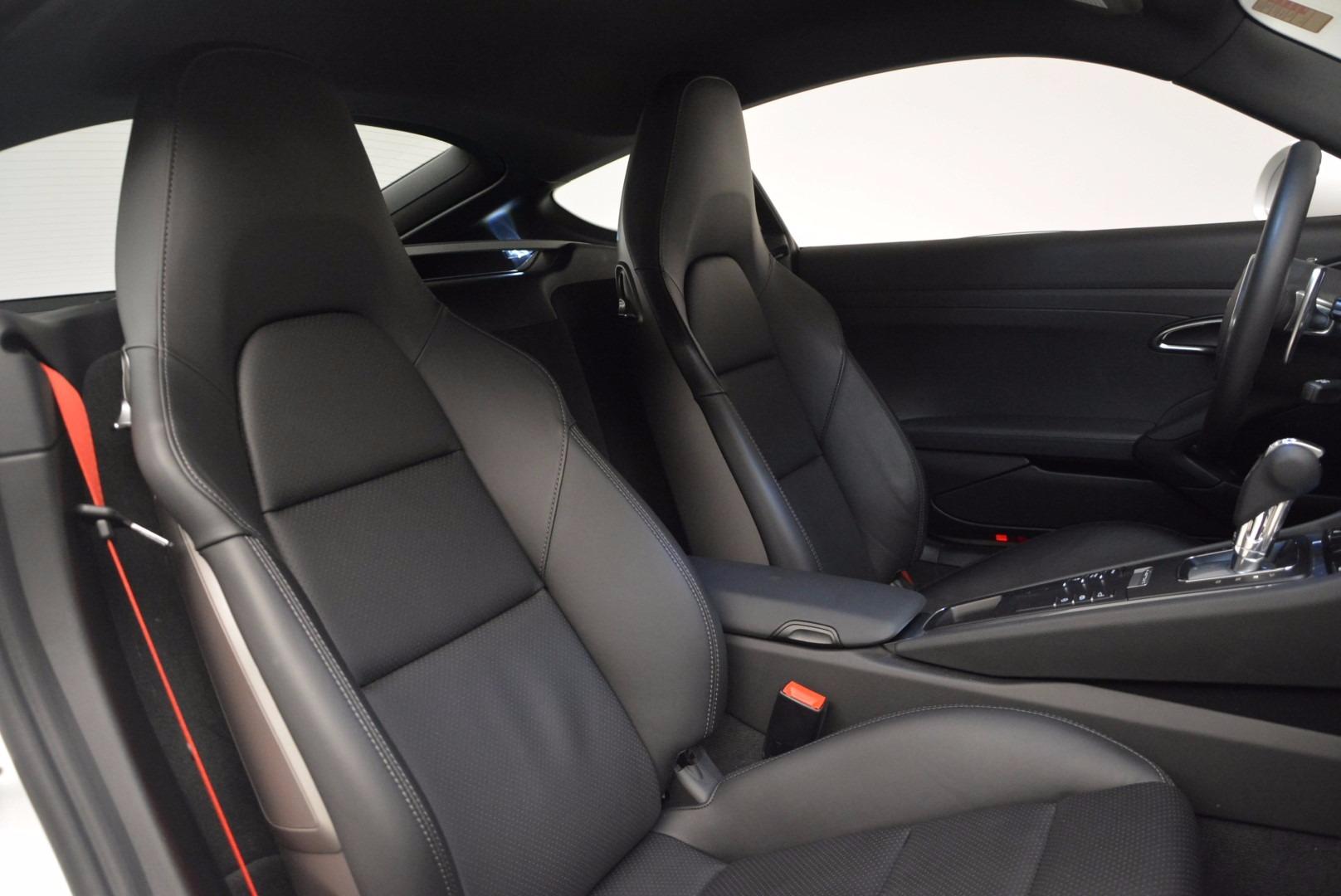 Used 2014 Porsche Cayman S For Sale In Westport, CT 657_p18