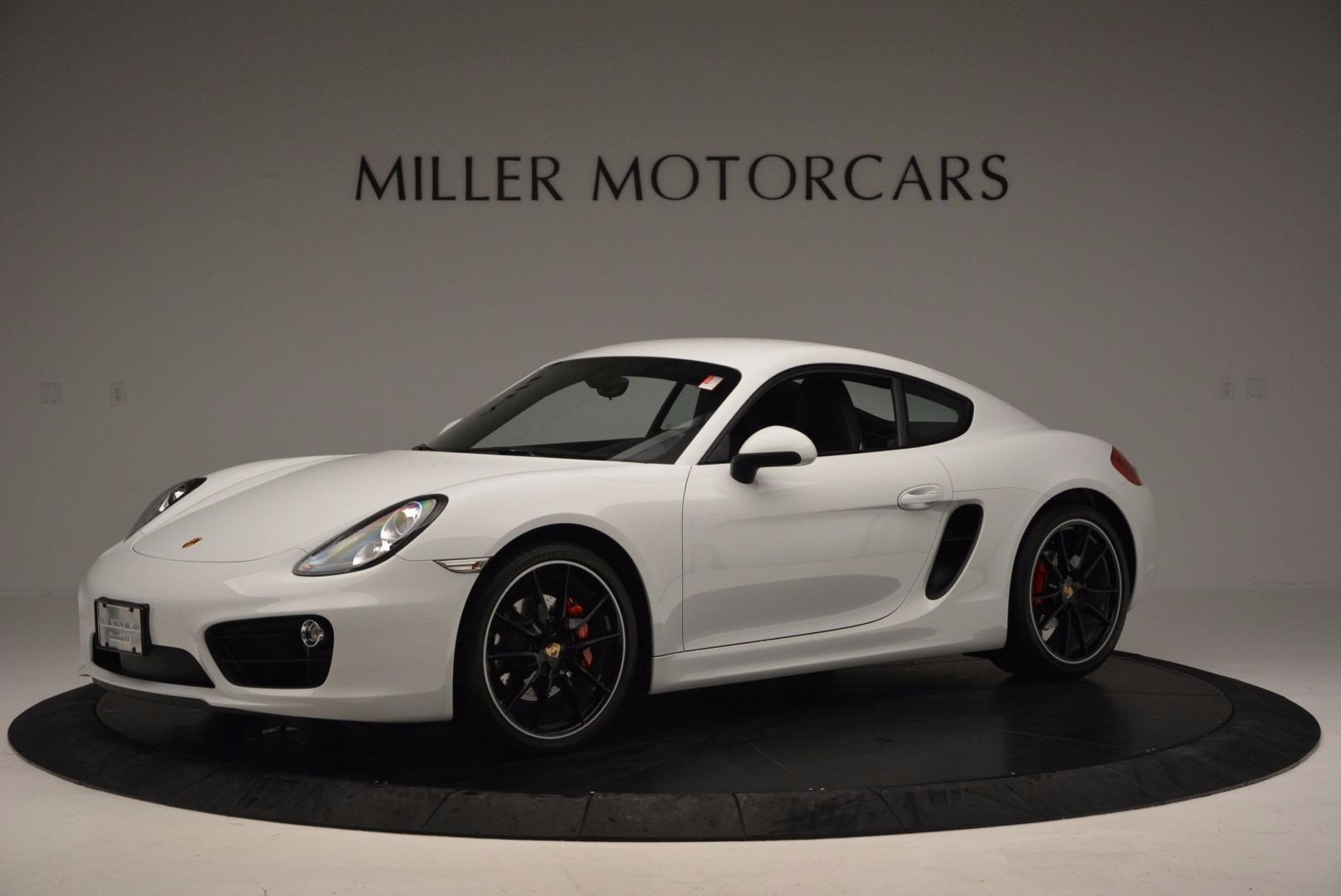 Used 2014 Porsche Cayman S For Sale In Westport, CT 657_p2