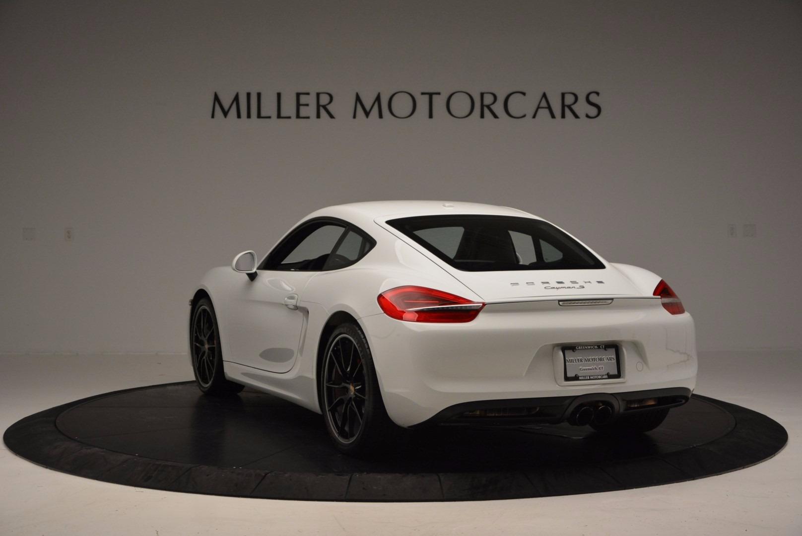 Used 2014 Porsche Cayman S For Sale In Westport, CT 657_p5