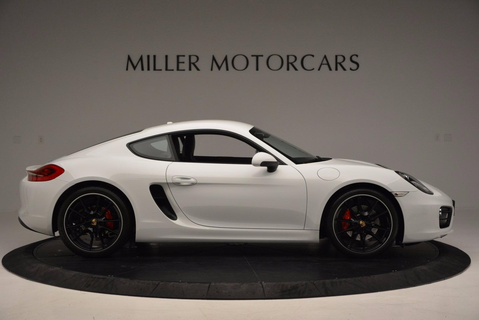 Used 2014 Porsche Cayman S For Sale In Westport, CT 657_p9