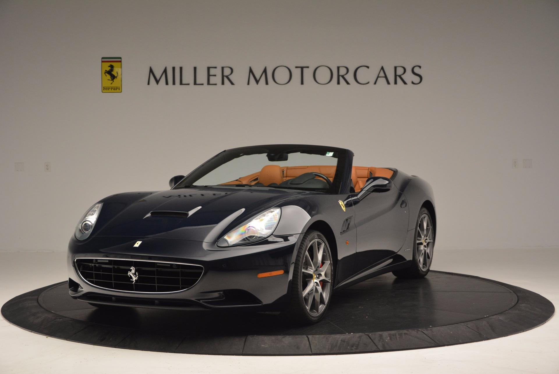 Used 2010 Ferrari California  For Sale In Westport, CT 659_main