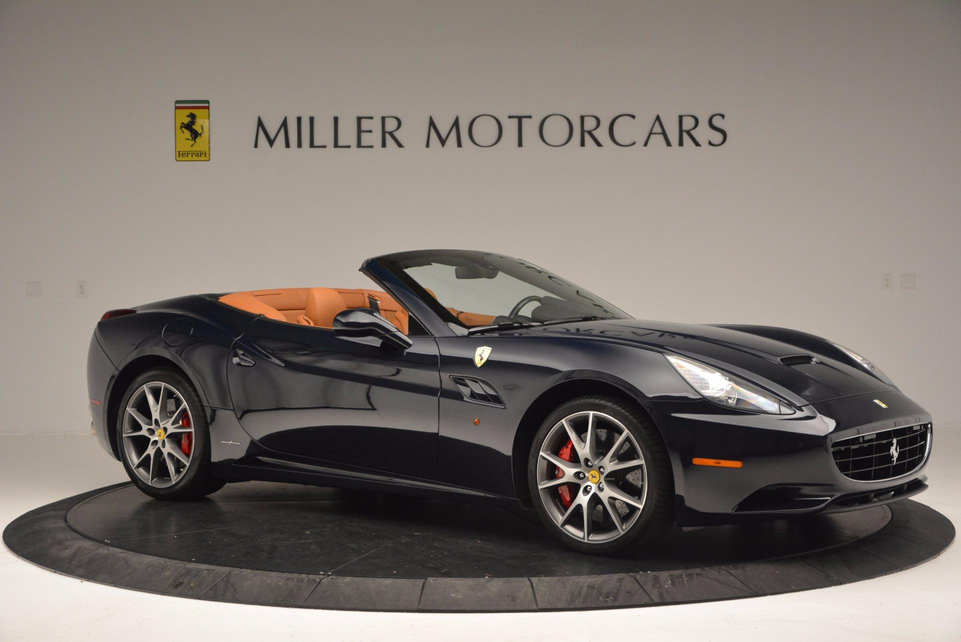 Used 2010 Ferrari California  For Sale In Westport, CT 659_p10