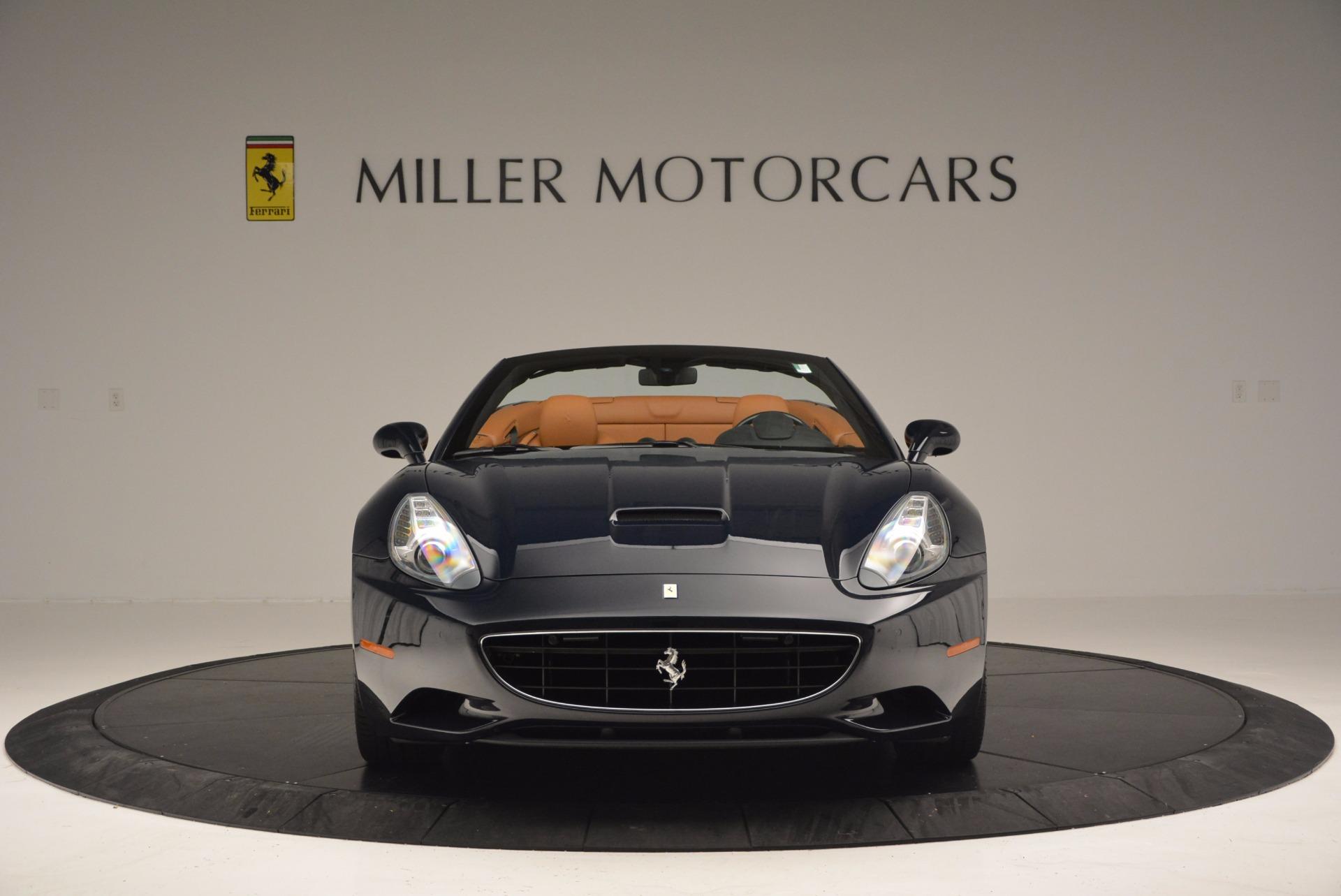 Used 2010 Ferrari California  For Sale In Westport, CT 659_p12