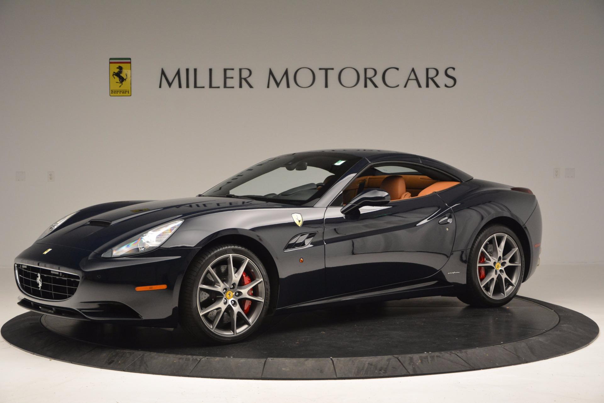 Used 2010 Ferrari California  For Sale In Westport, CT 659_p14