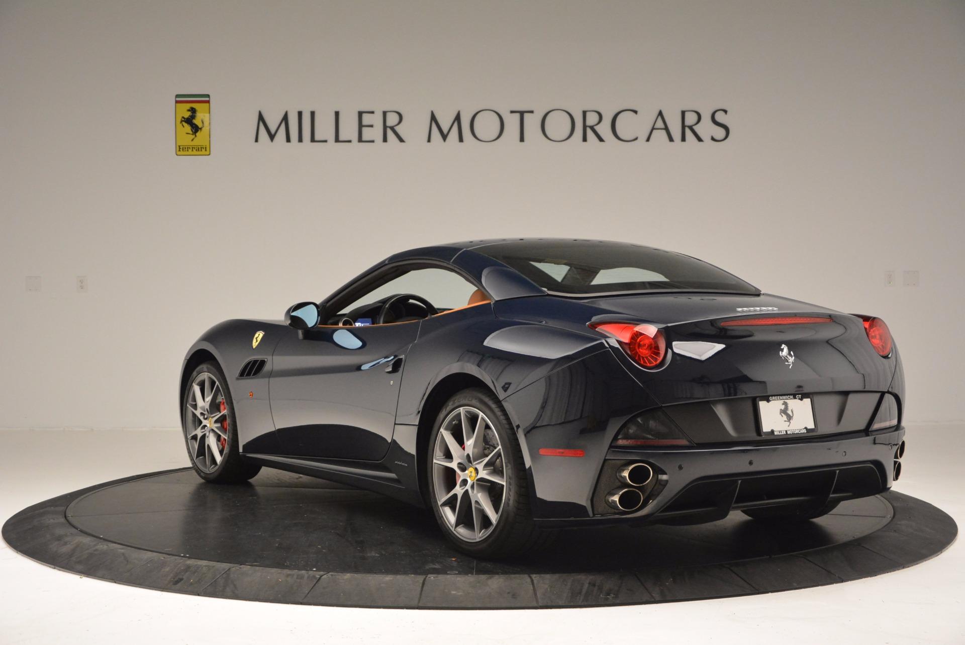 Used 2010 Ferrari California  For Sale In Westport, CT 659_p17