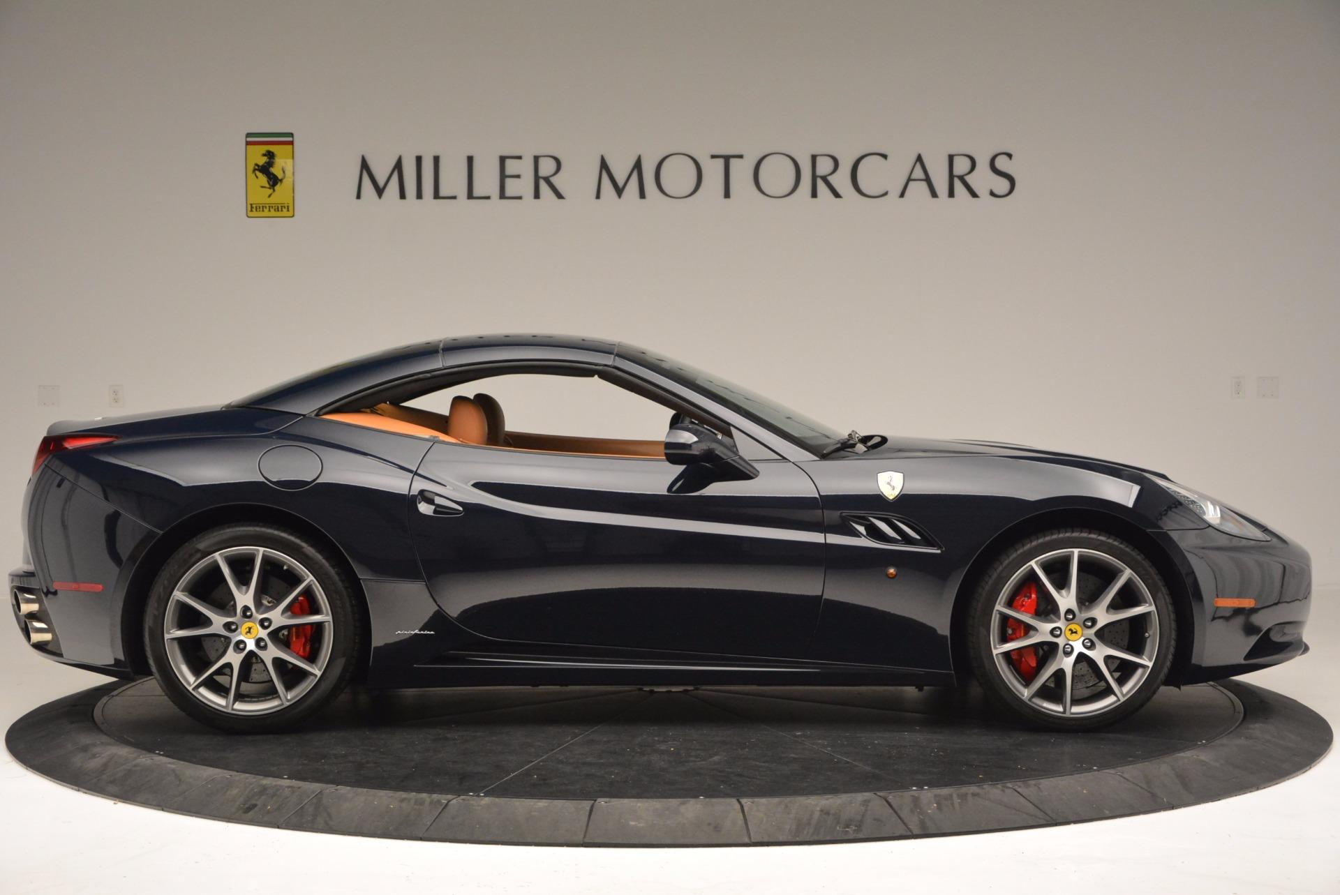 Used 2010 Ferrari California  For Sale In Westport, CT 659_p21