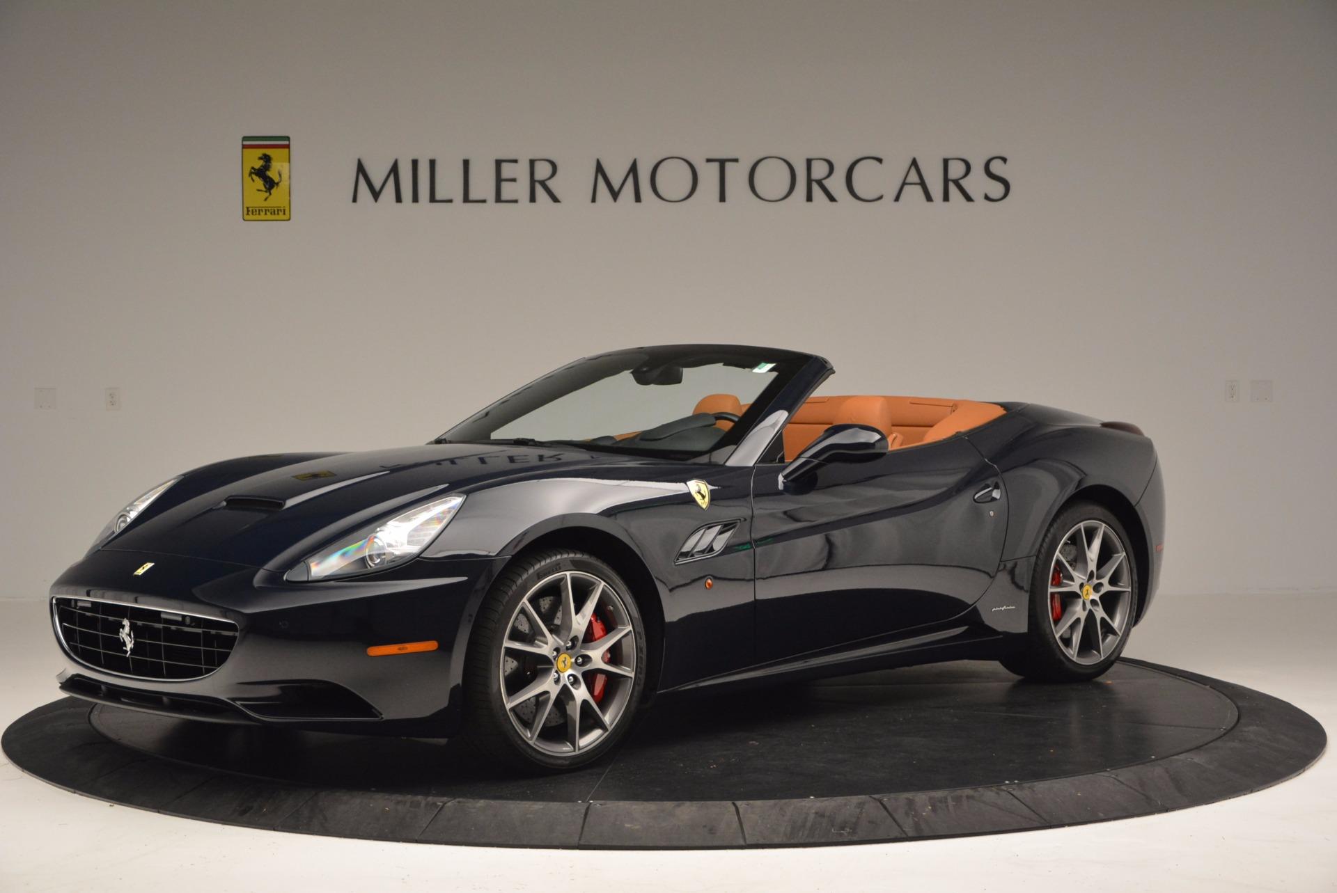 Used 2010 Ferrari California  For Sale In Westport, CT 659_p2