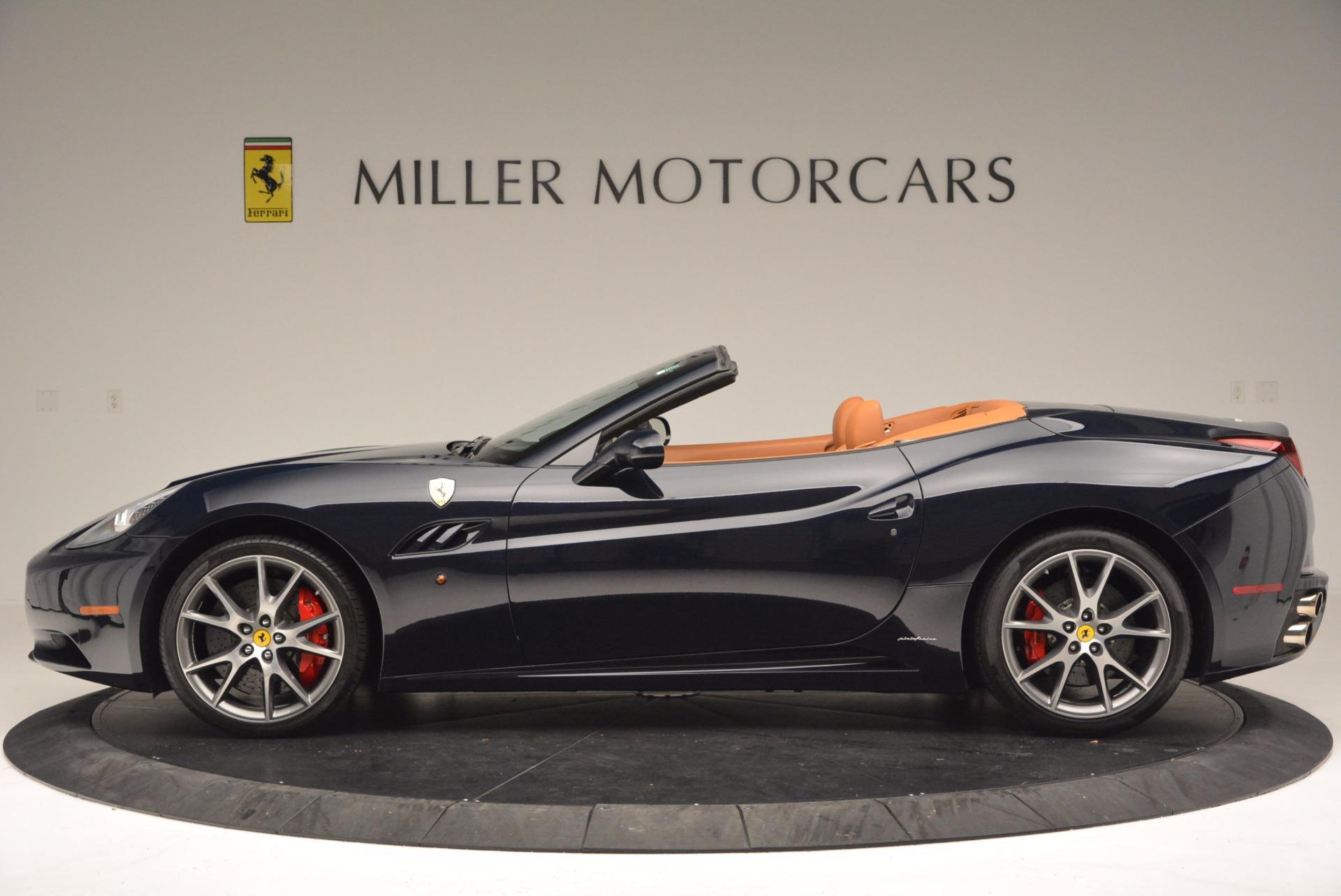 Used 2010 Ferrari California  For Sale In Westport, CT 659_p3