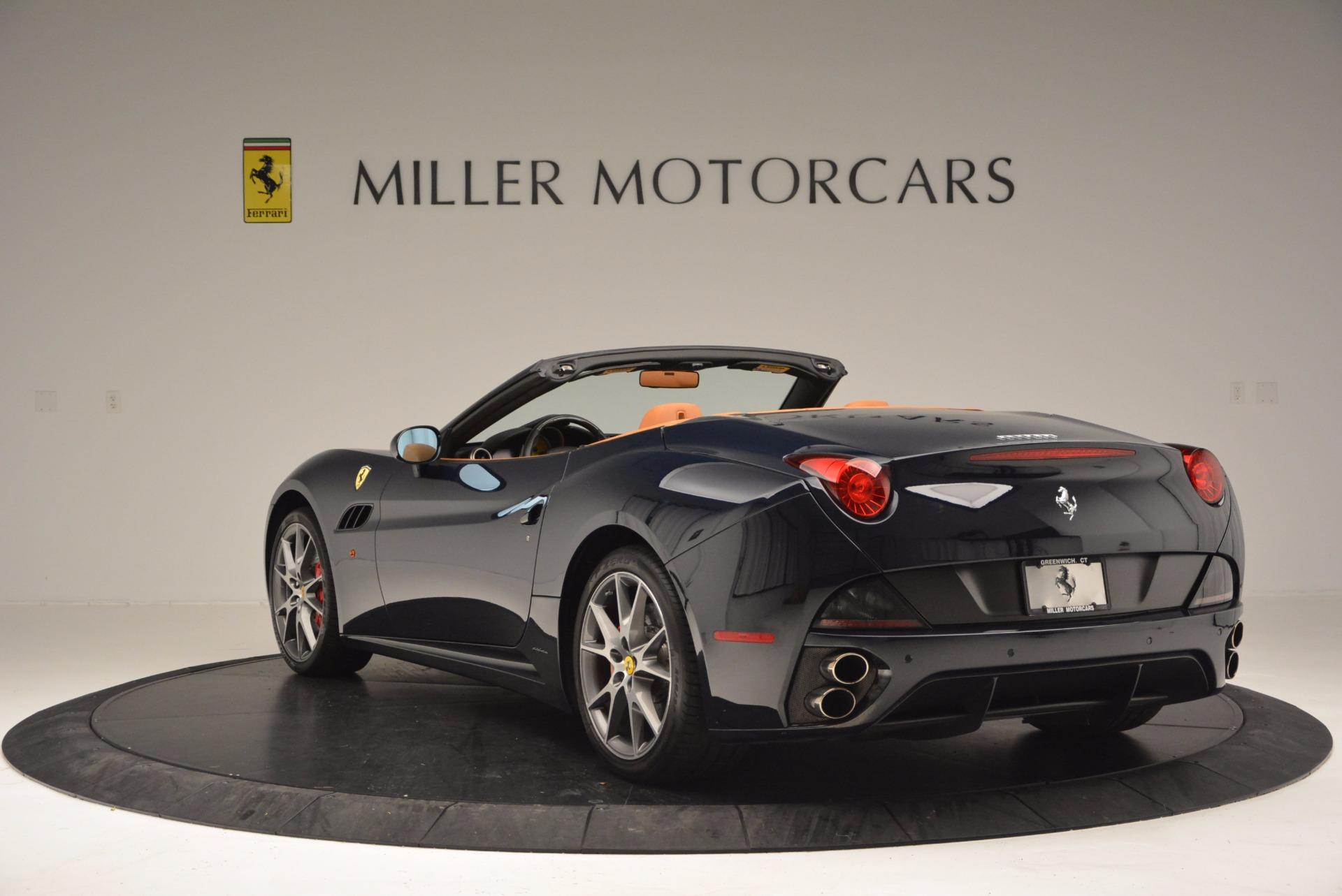 Used 2010 Ferrari California  For Sale In Westport, CT 659_p5