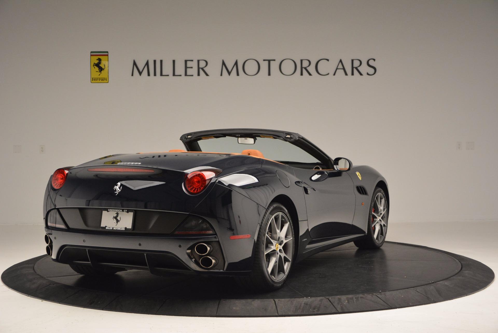 Used 2010 Ferrari California  For Sale In Westport, CT 659_p7